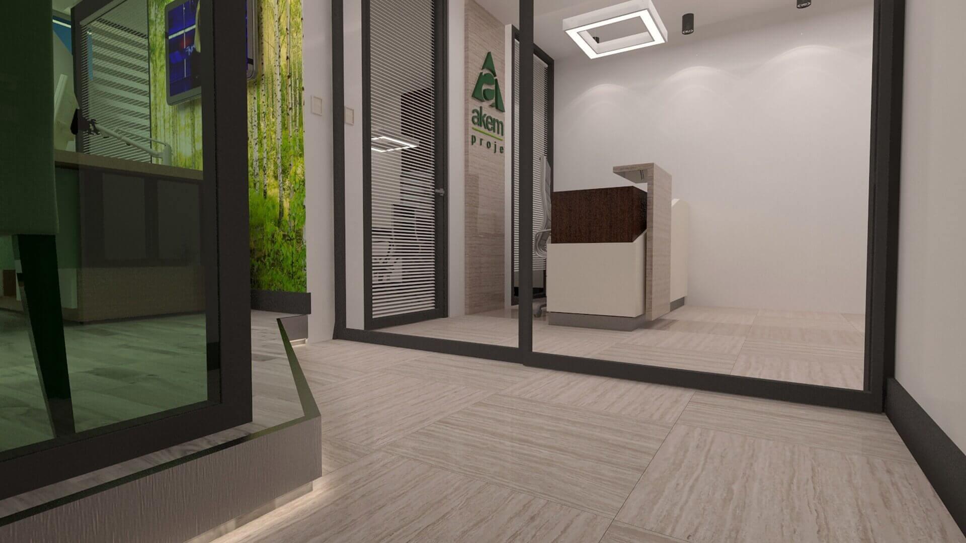 2482 Akem Real Estate Office Offices