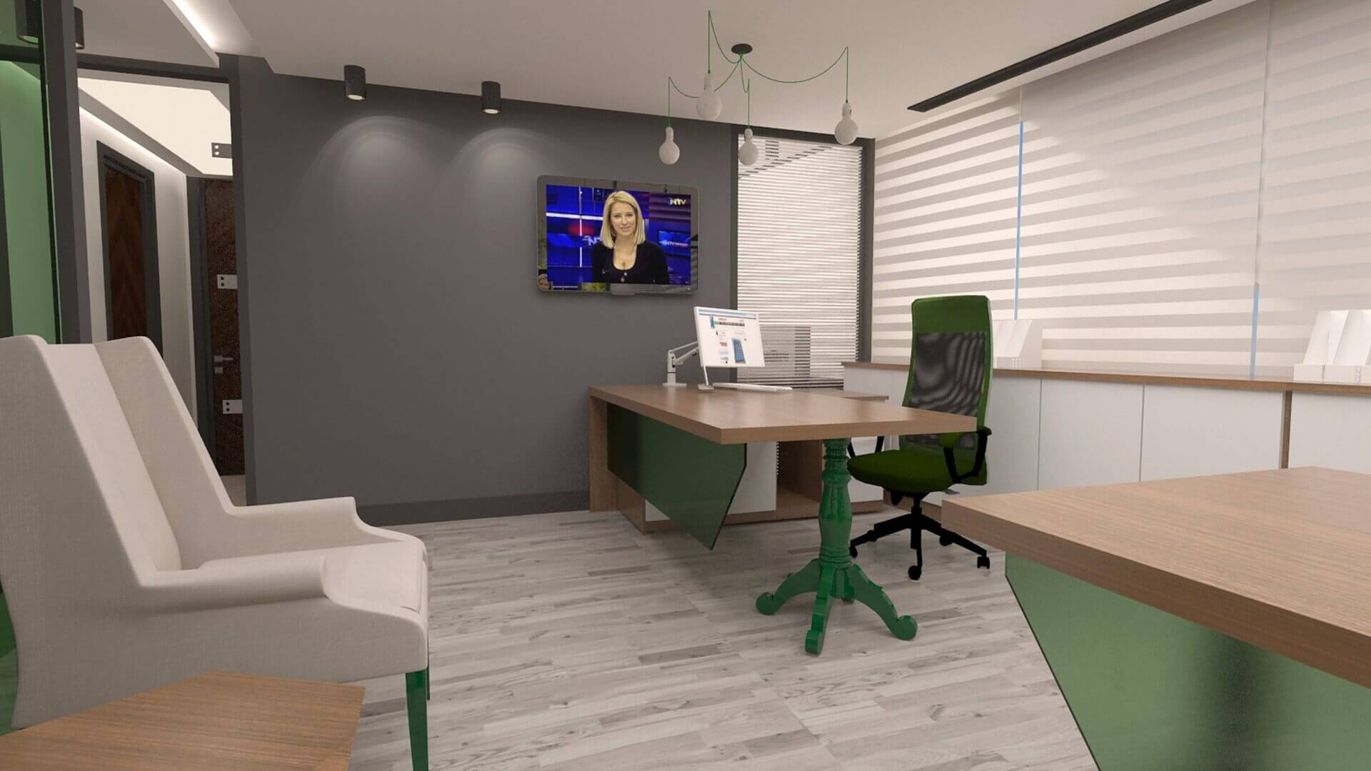2486 Akem Real Estate Office Offices