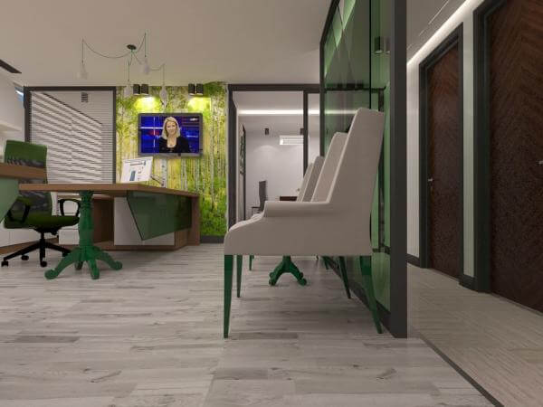 2487 Akem Real Estate Office Offices