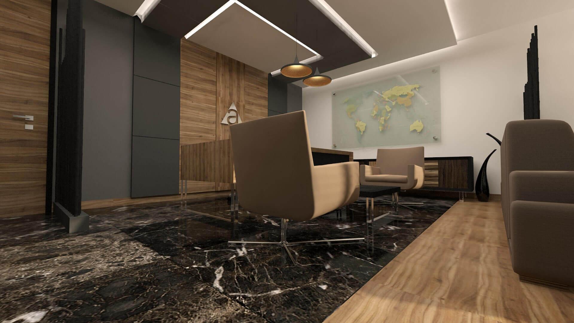 Yelken Plaza 2497 Akem Real Estate Office Offices
