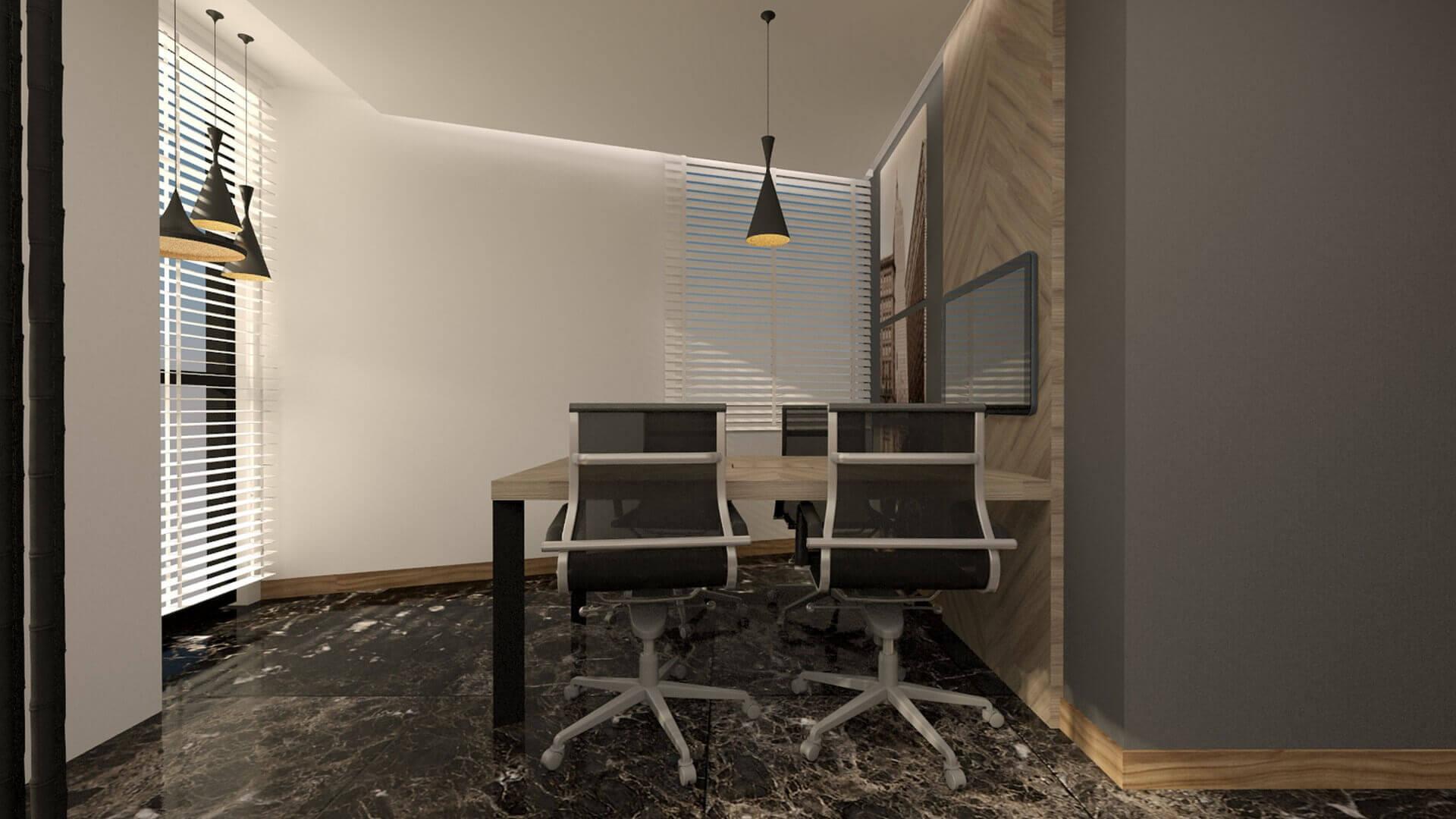 office design 2502 Akem Real Estate Office Offices