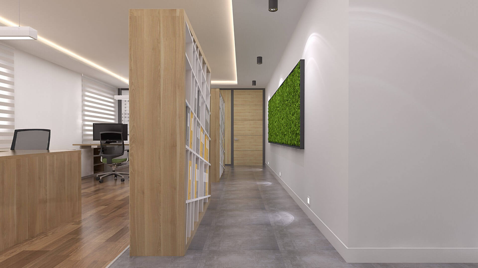 office project  2512 M. Erdogan CPA Office Offices