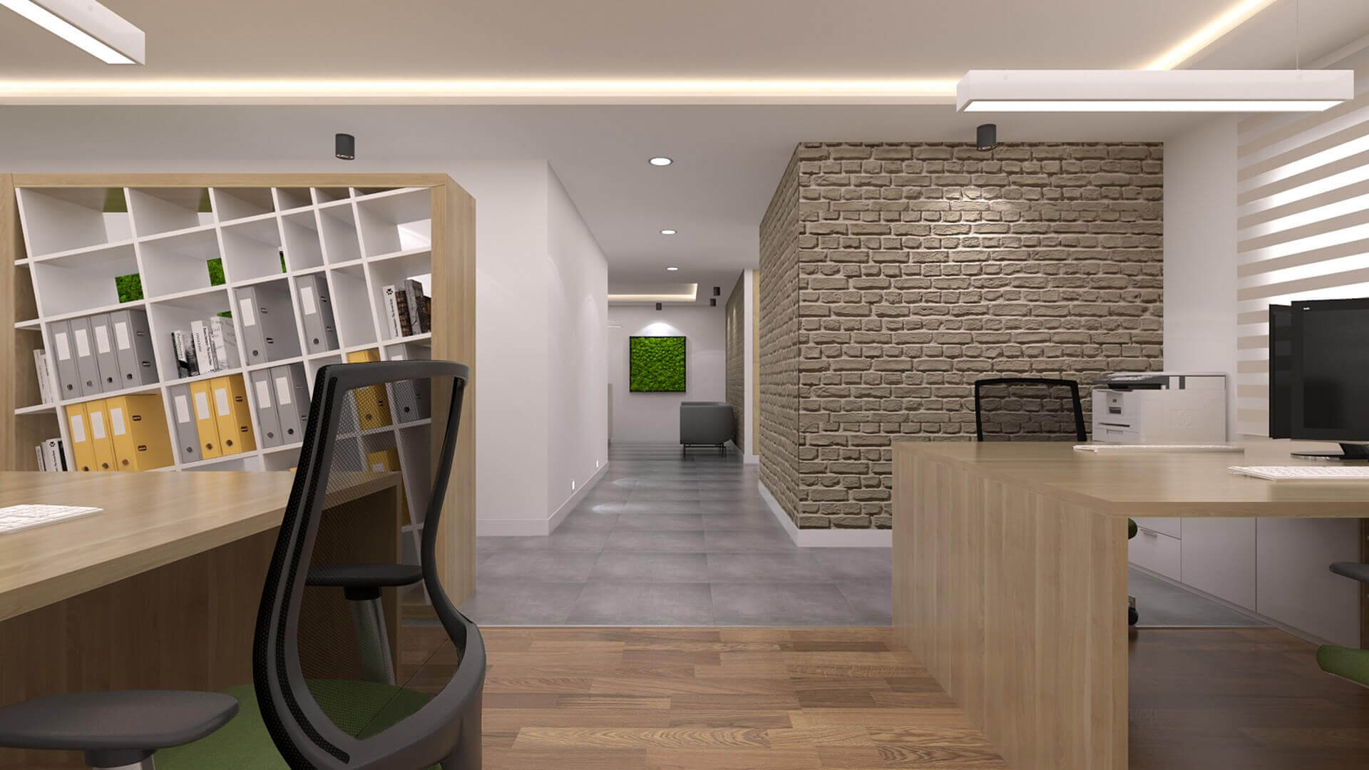 office design 2514 M. Erdogan CPA Office Offices