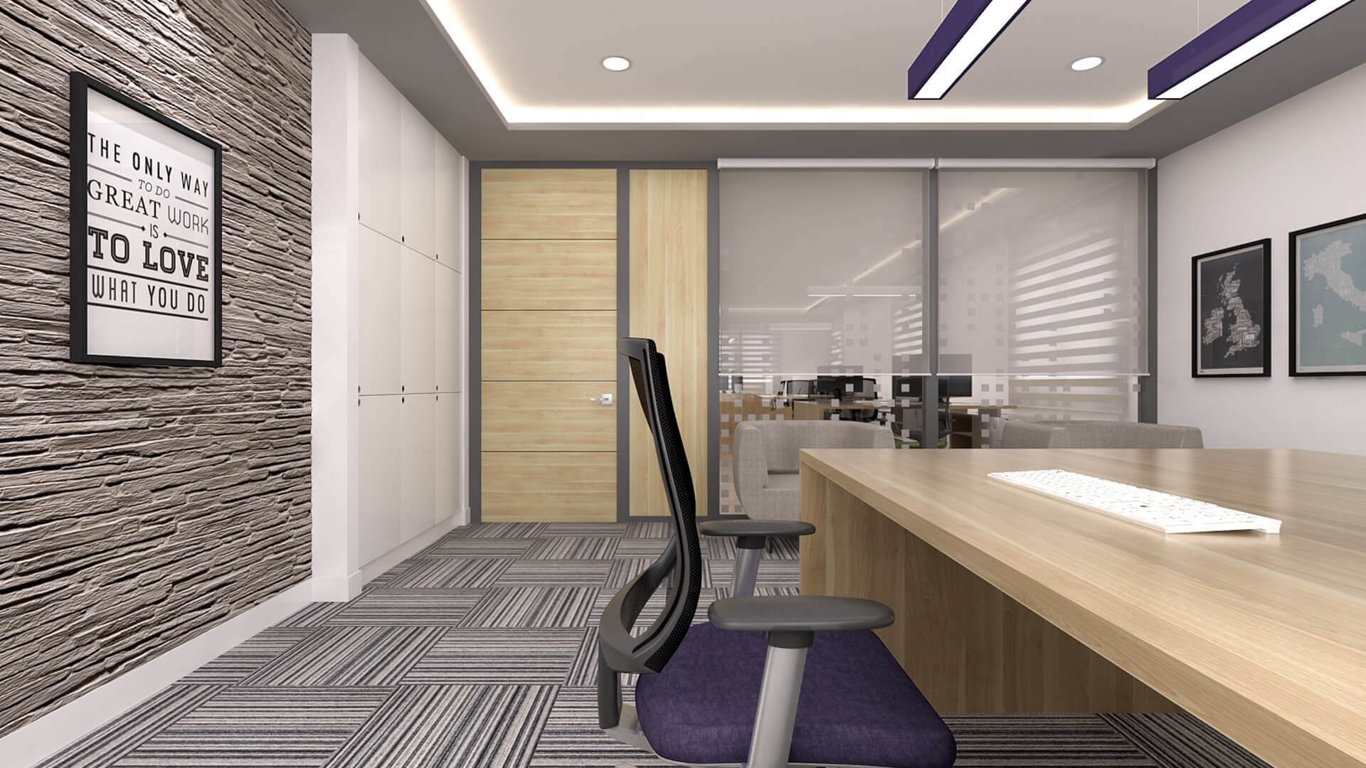 office design 2517 M. Erdogan CPA Office Offices