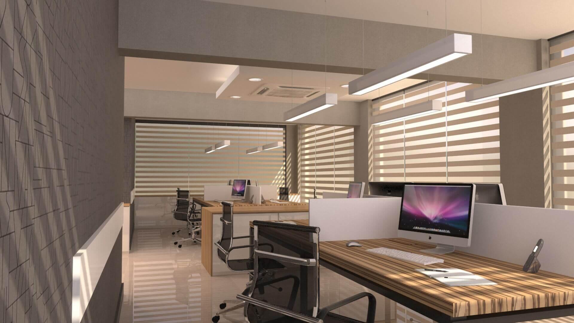 Beysukent 2549 A. Telecom Office Offices