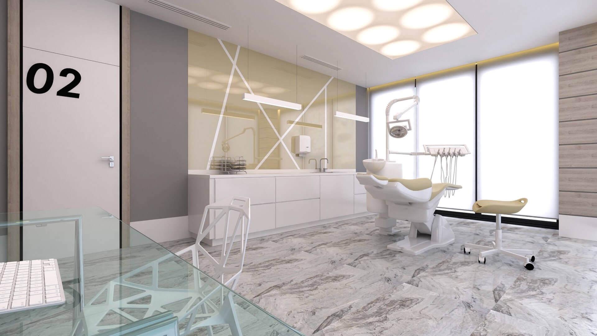 2572 Denthouse - Dental clinic Offices