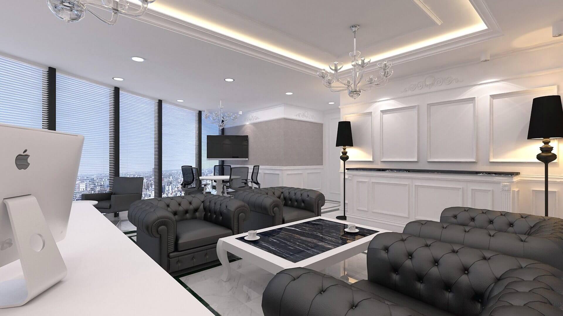 office design 2583 DSR Energy Offices