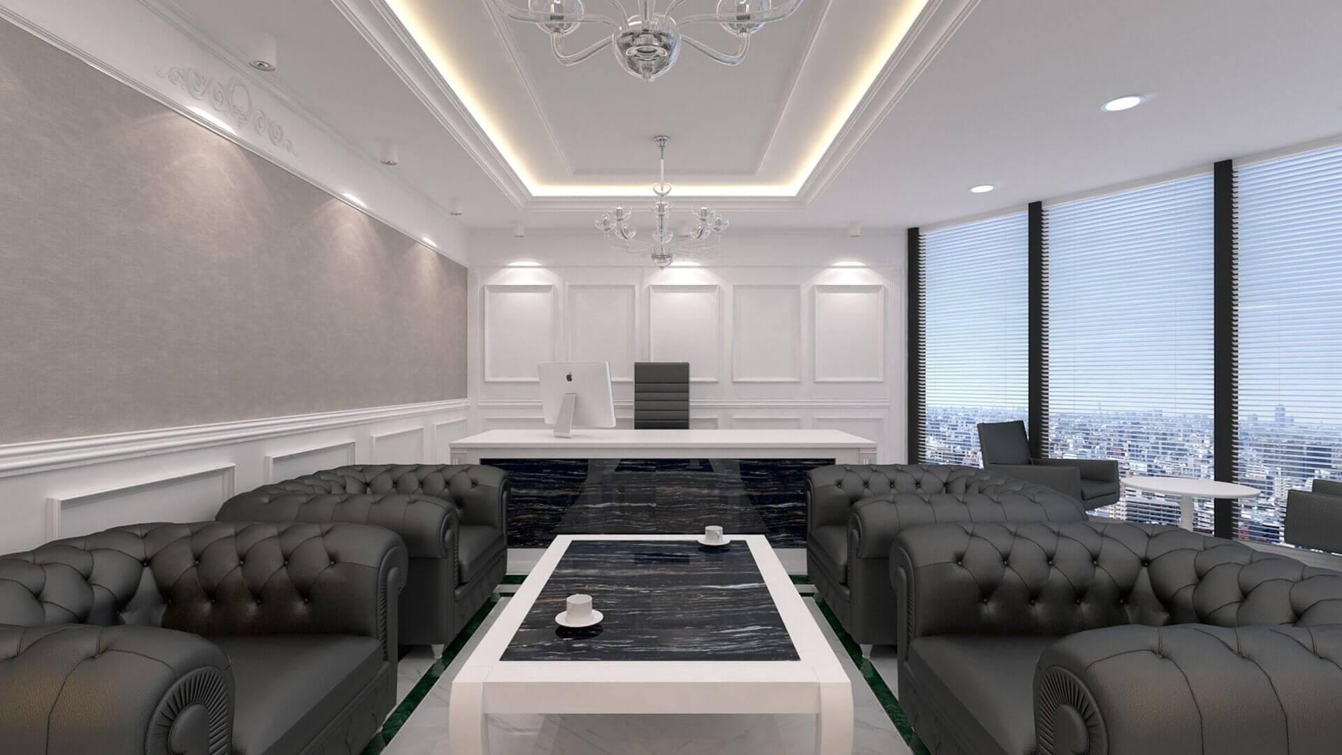office design 2586 DSR Energy Offices