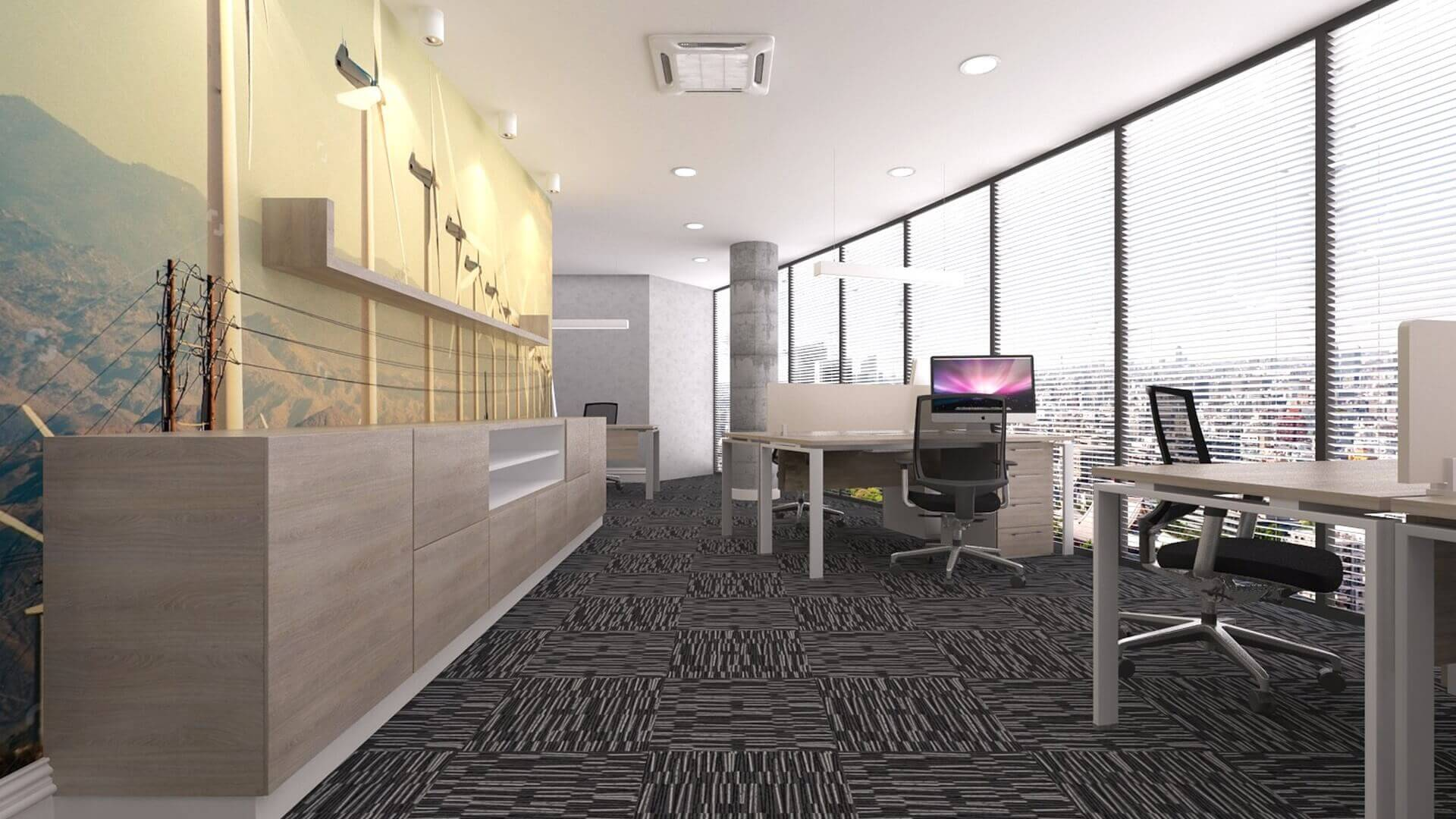 office design 2589 DSR Energy Offices