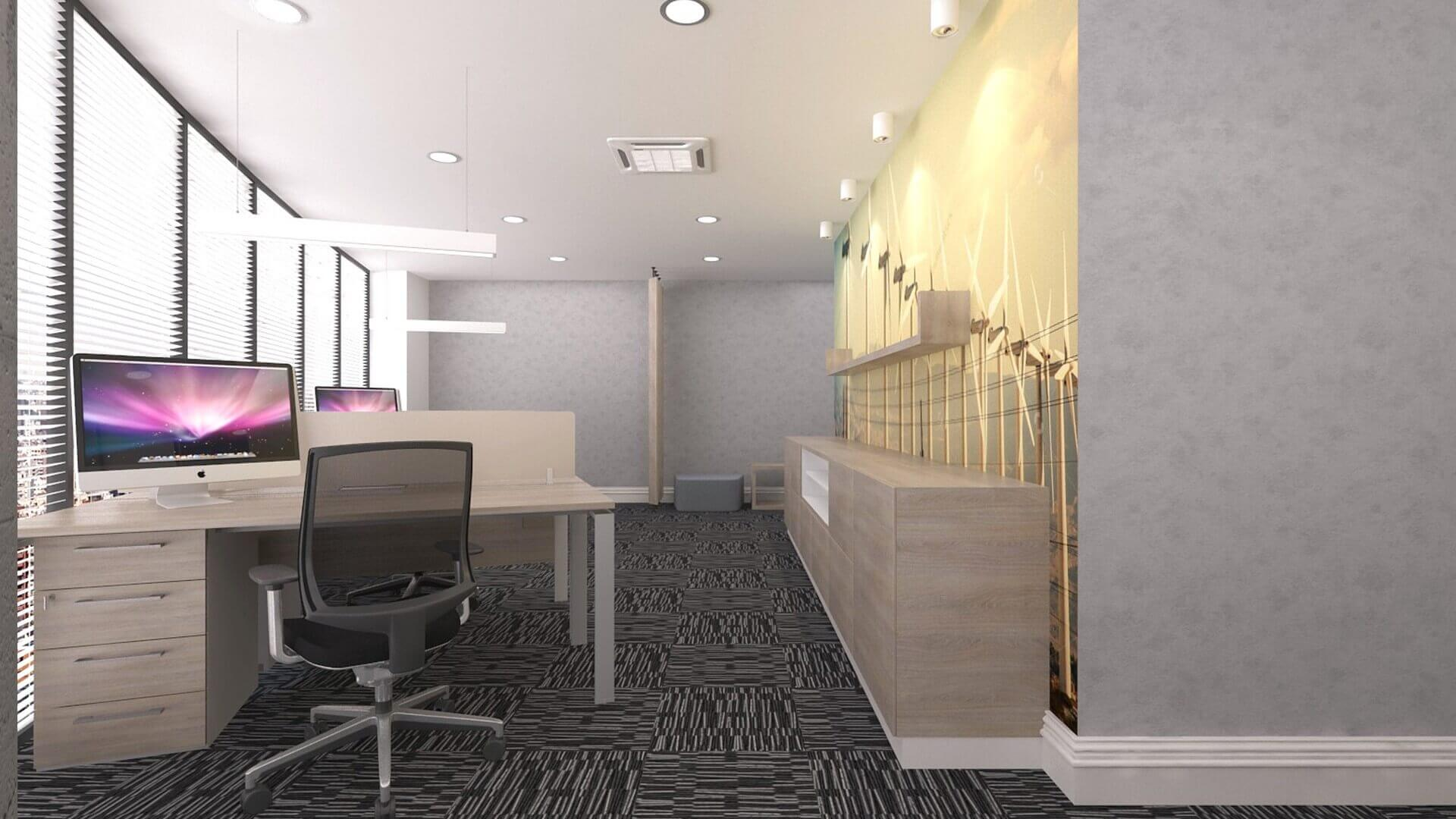 office design 2592 DSR Energy Offices