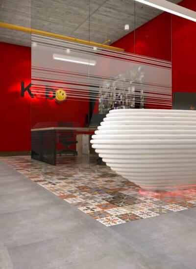 Ankara office design 2601 Kebo Office