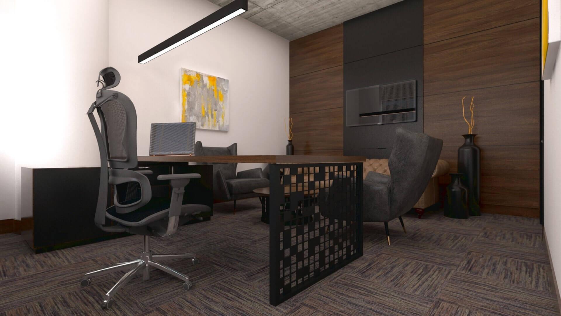 Ankara office design 2611 Kebo Office Offices