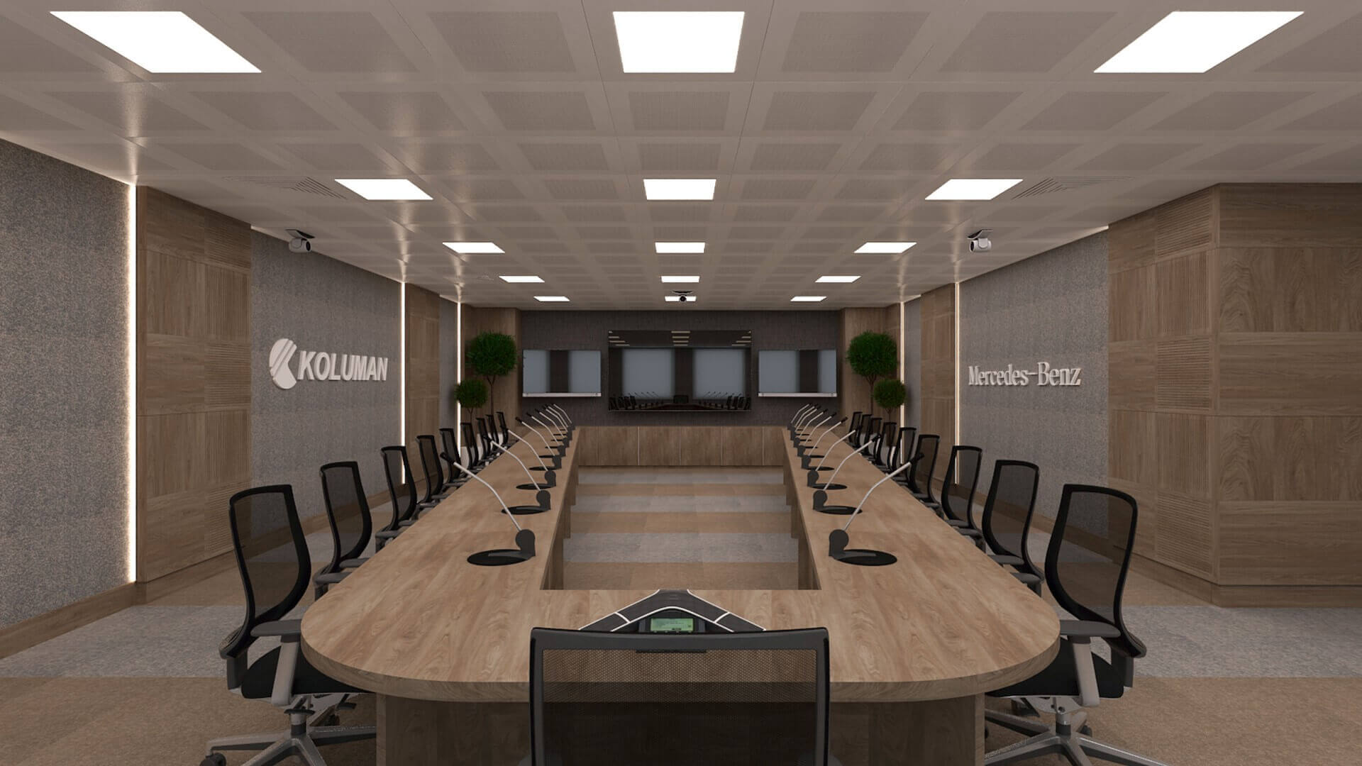 office design 2613 Koluman Ankara Offices