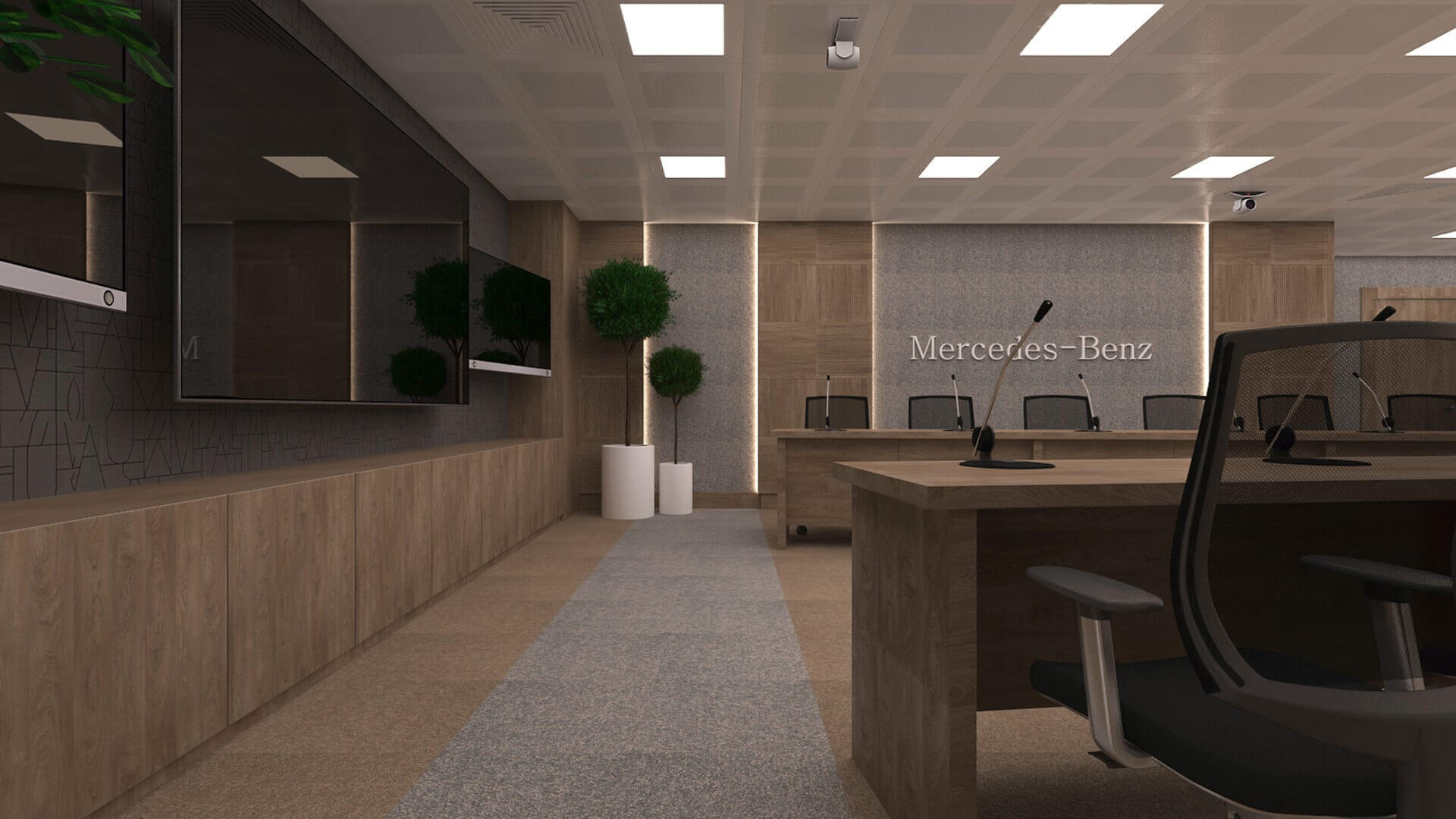 2614 Koluman Ankara Offices