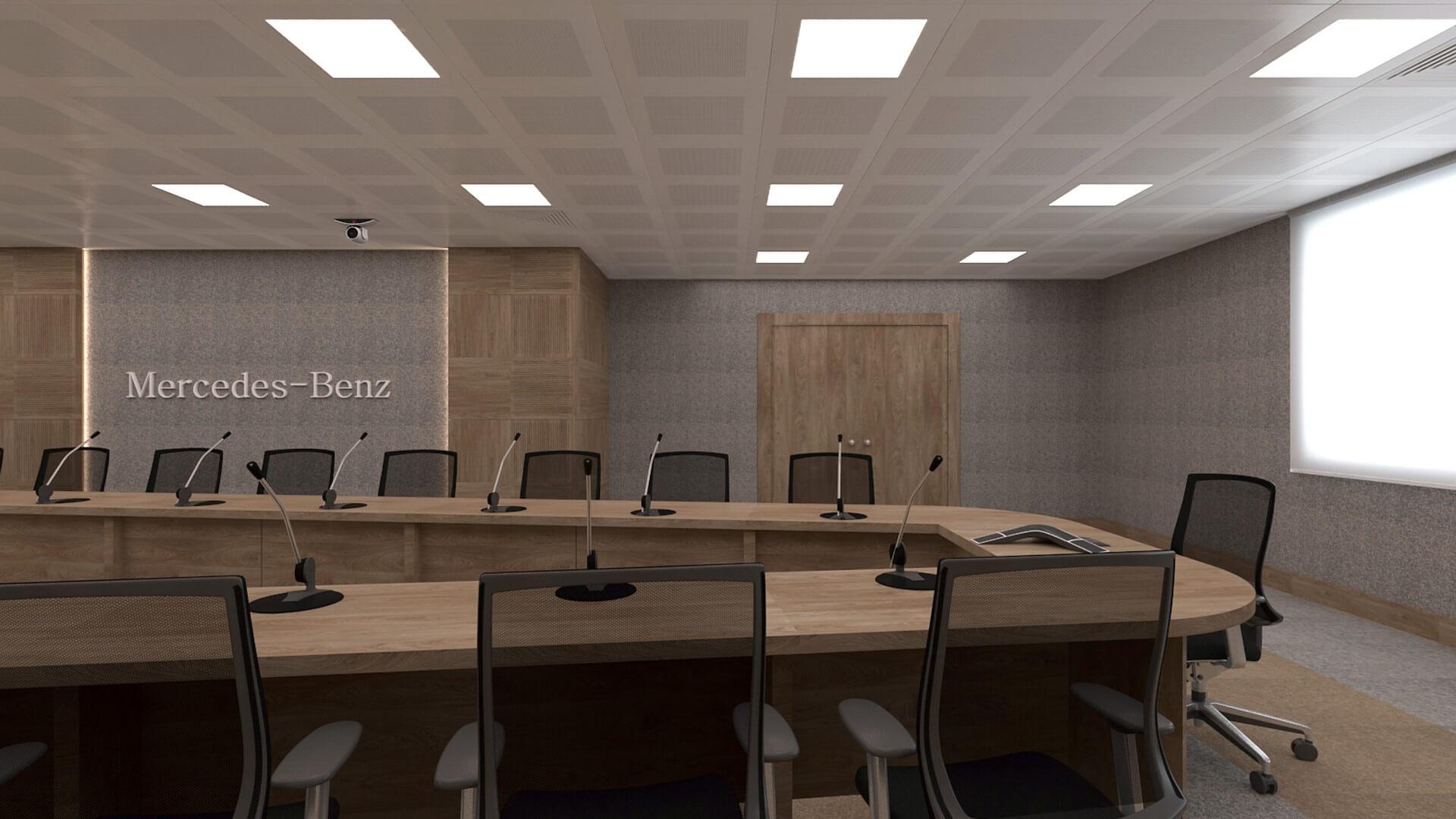 Koluman Ankara, Offices