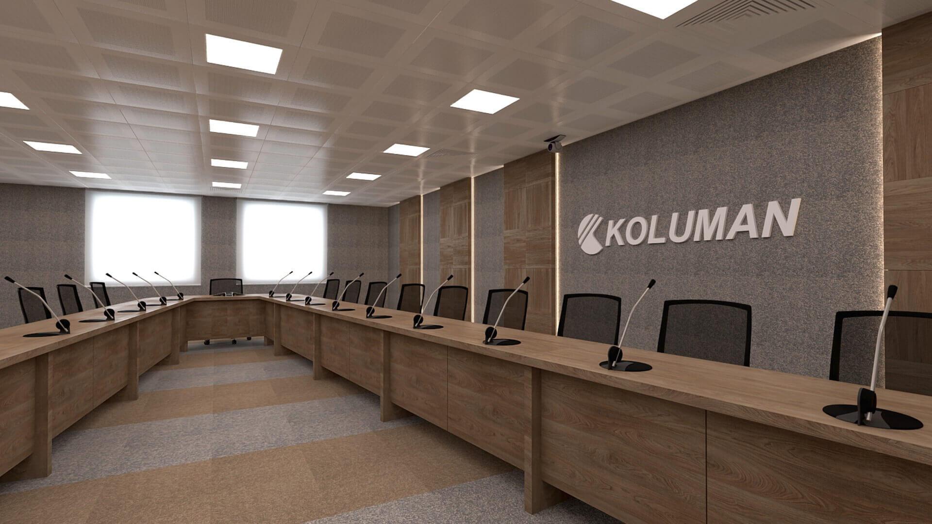 Balgat 2617 Koluman Ankara Offices
