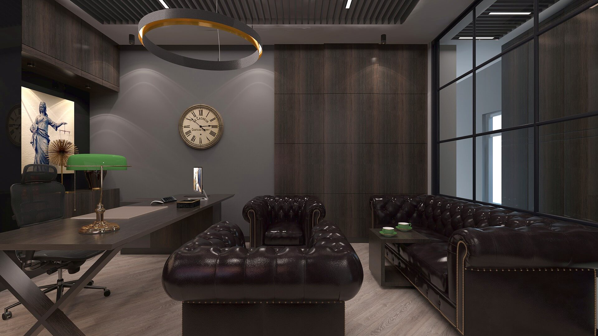 Sener Law Office, Offices
