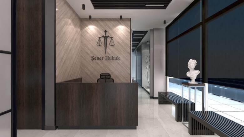 office project  2623 Sener Law Office Offices