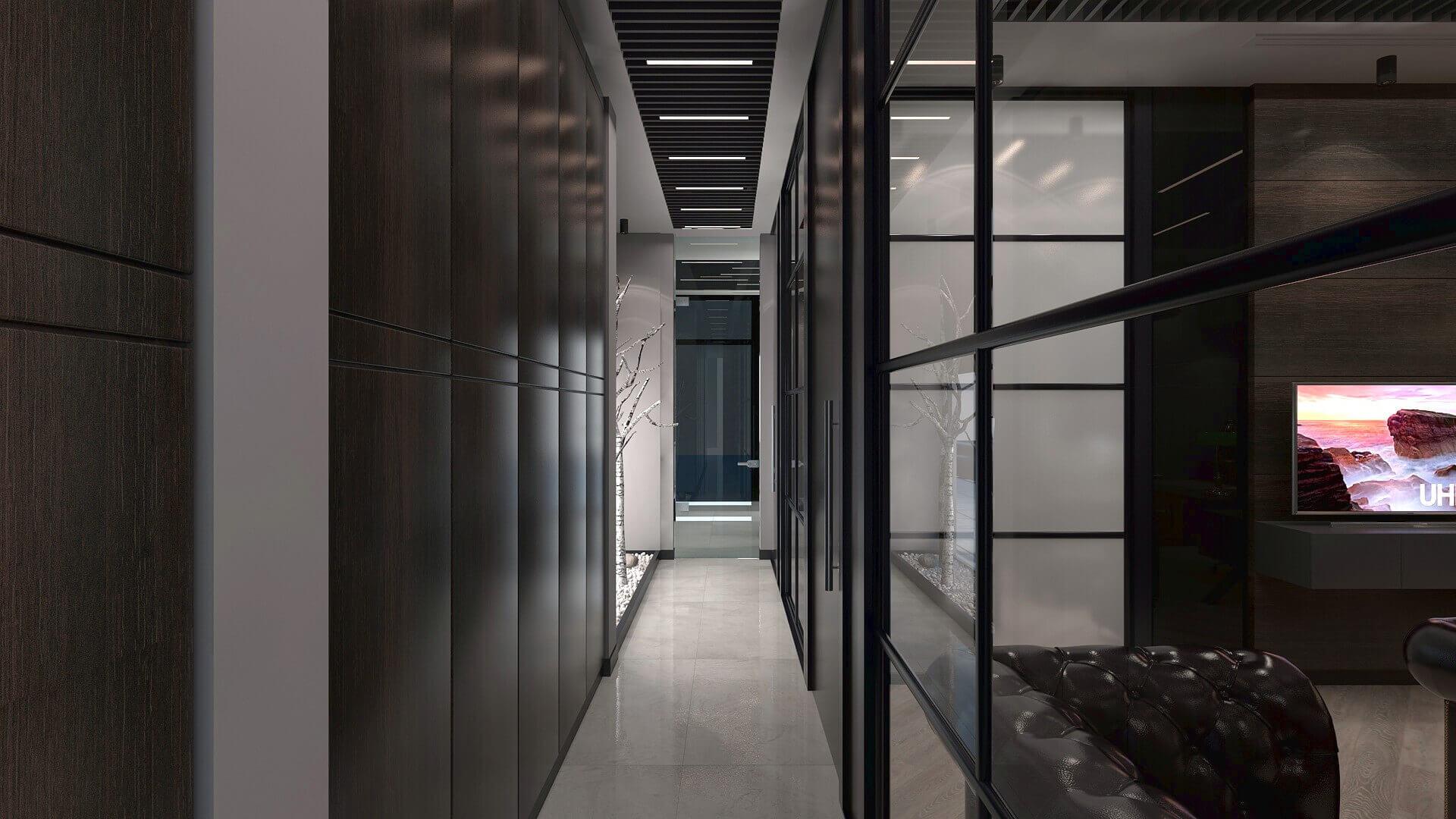 Ankara office design 2631 Sener Law Office Offices