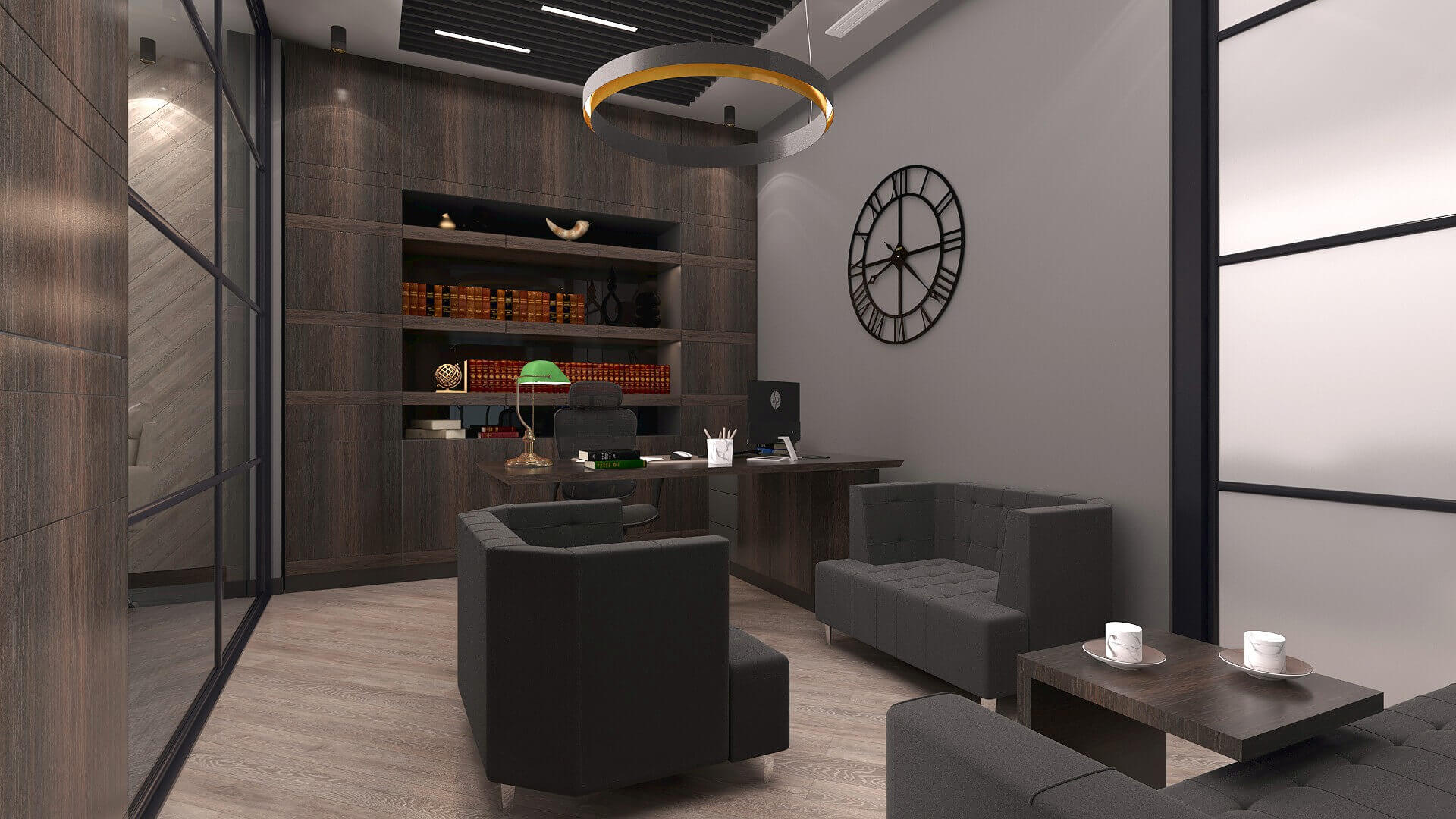 office project  2632 Sener Law Office Offices