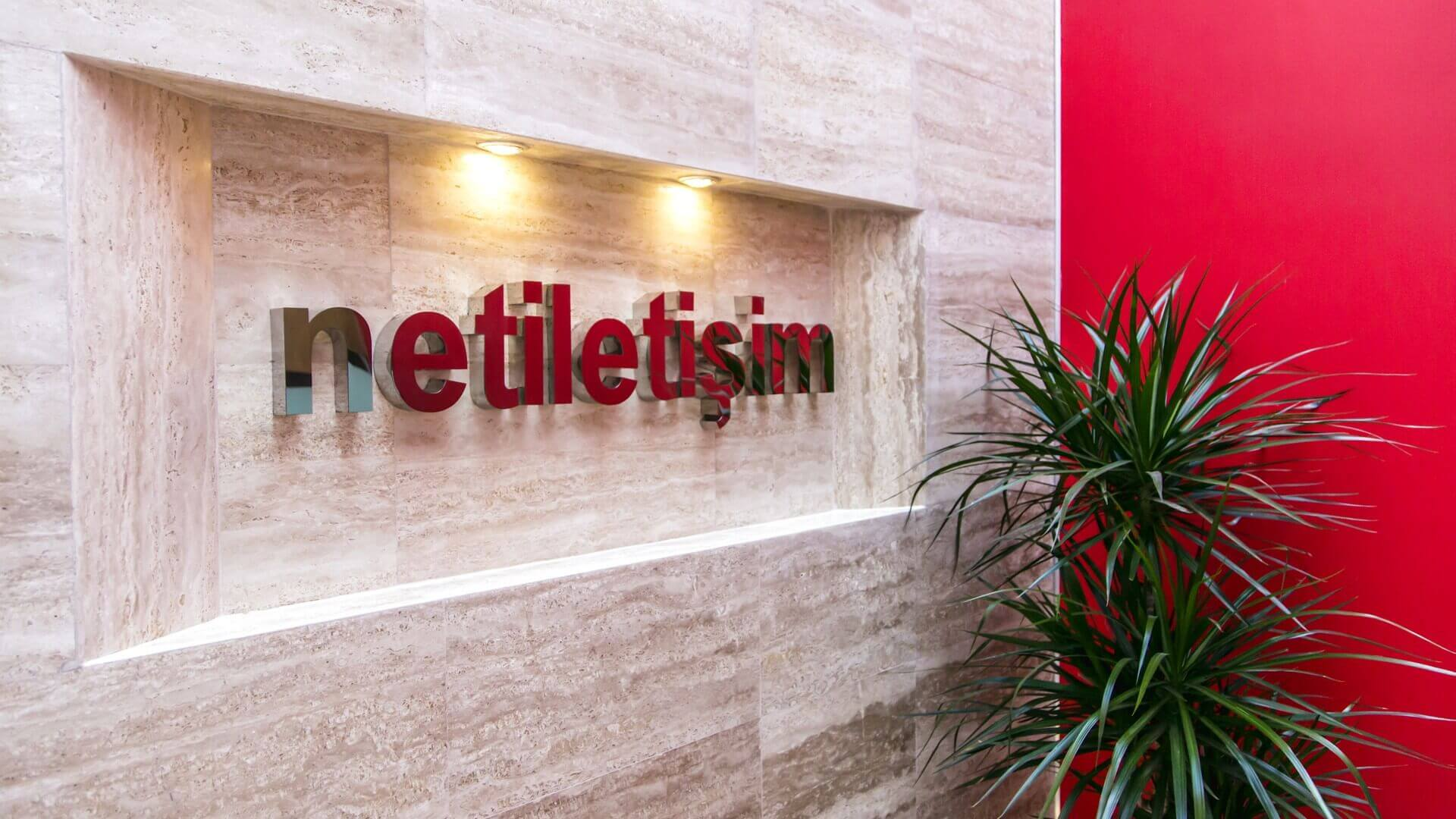 2644 Net Iletisim Office Building Offices