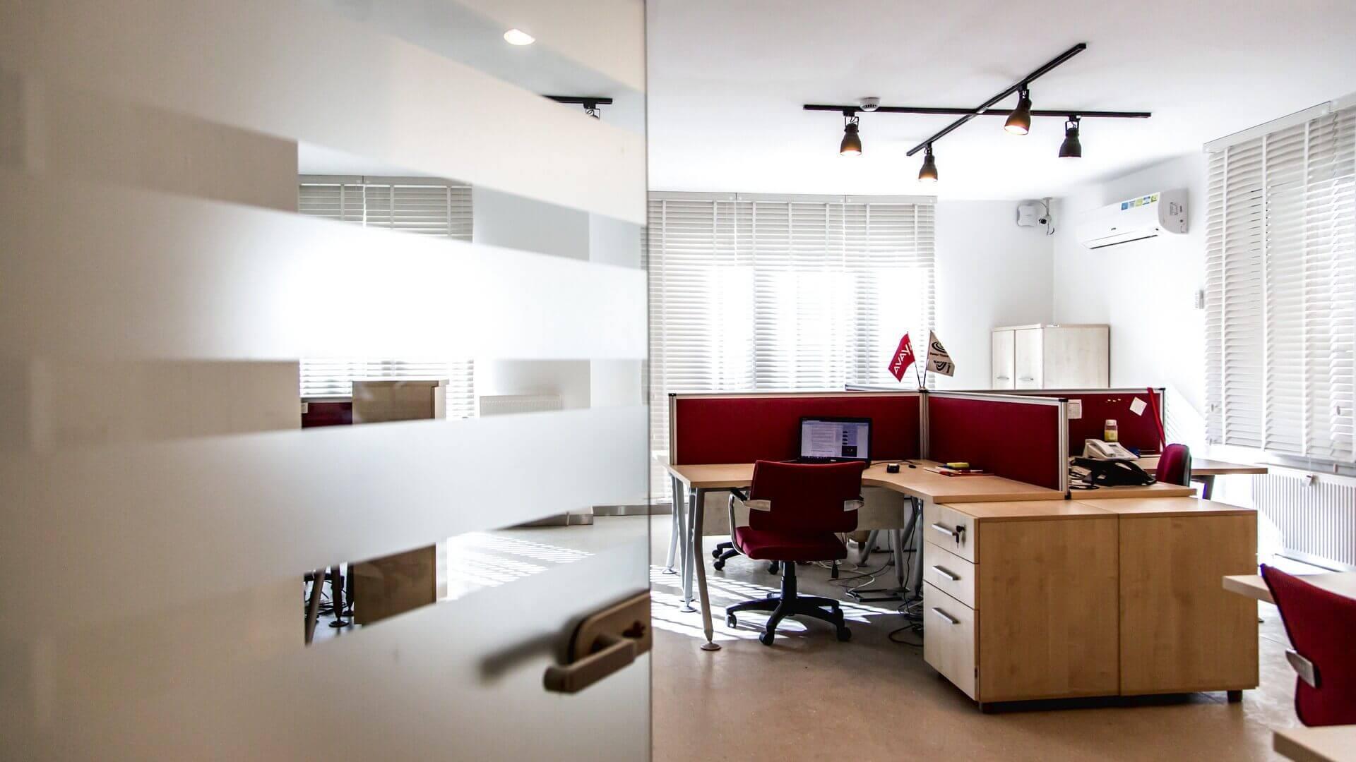 Ümitköy 2647 Net Iletisim Office Building Offices