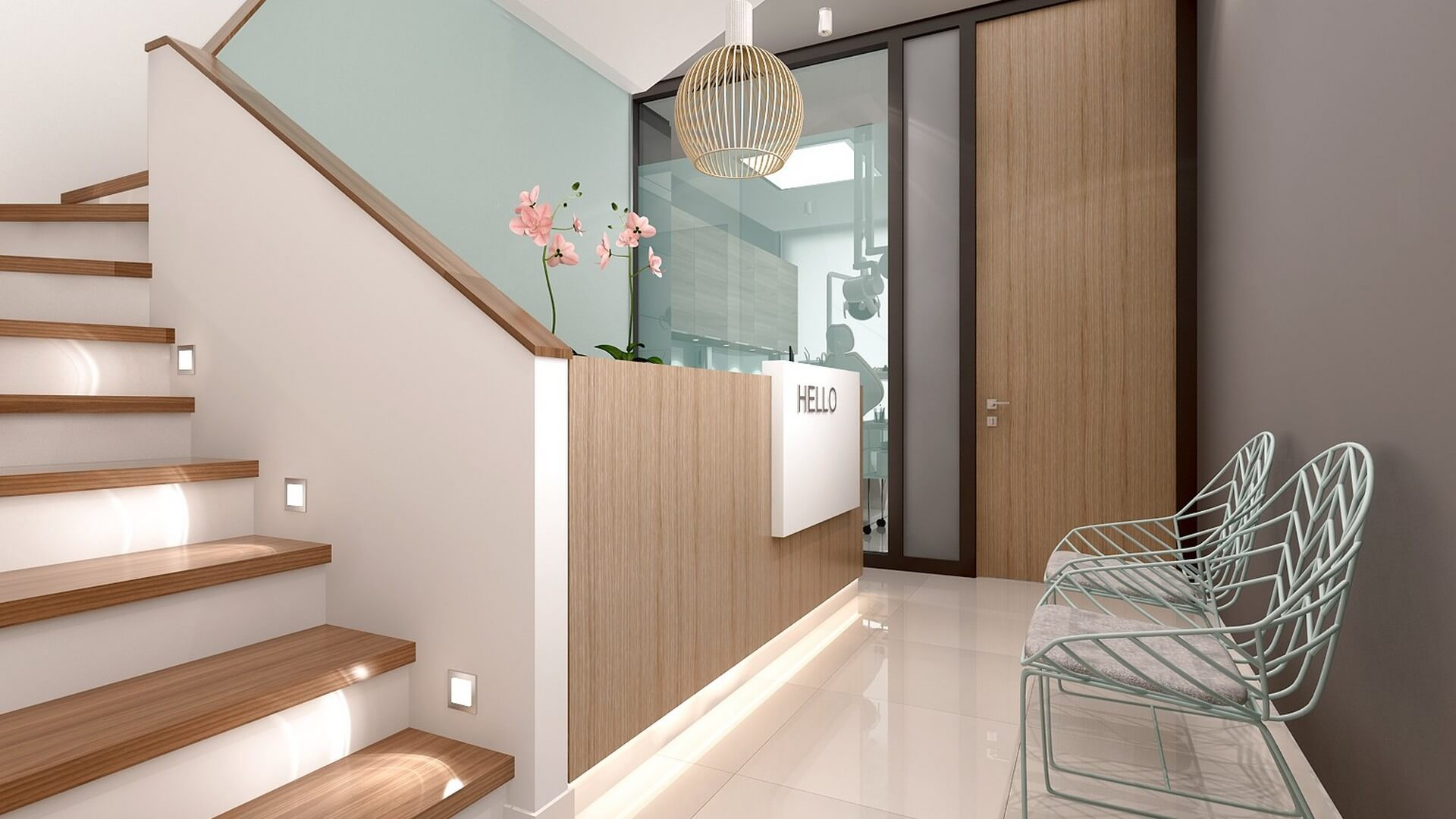 Officium Dental Clinic, Offices