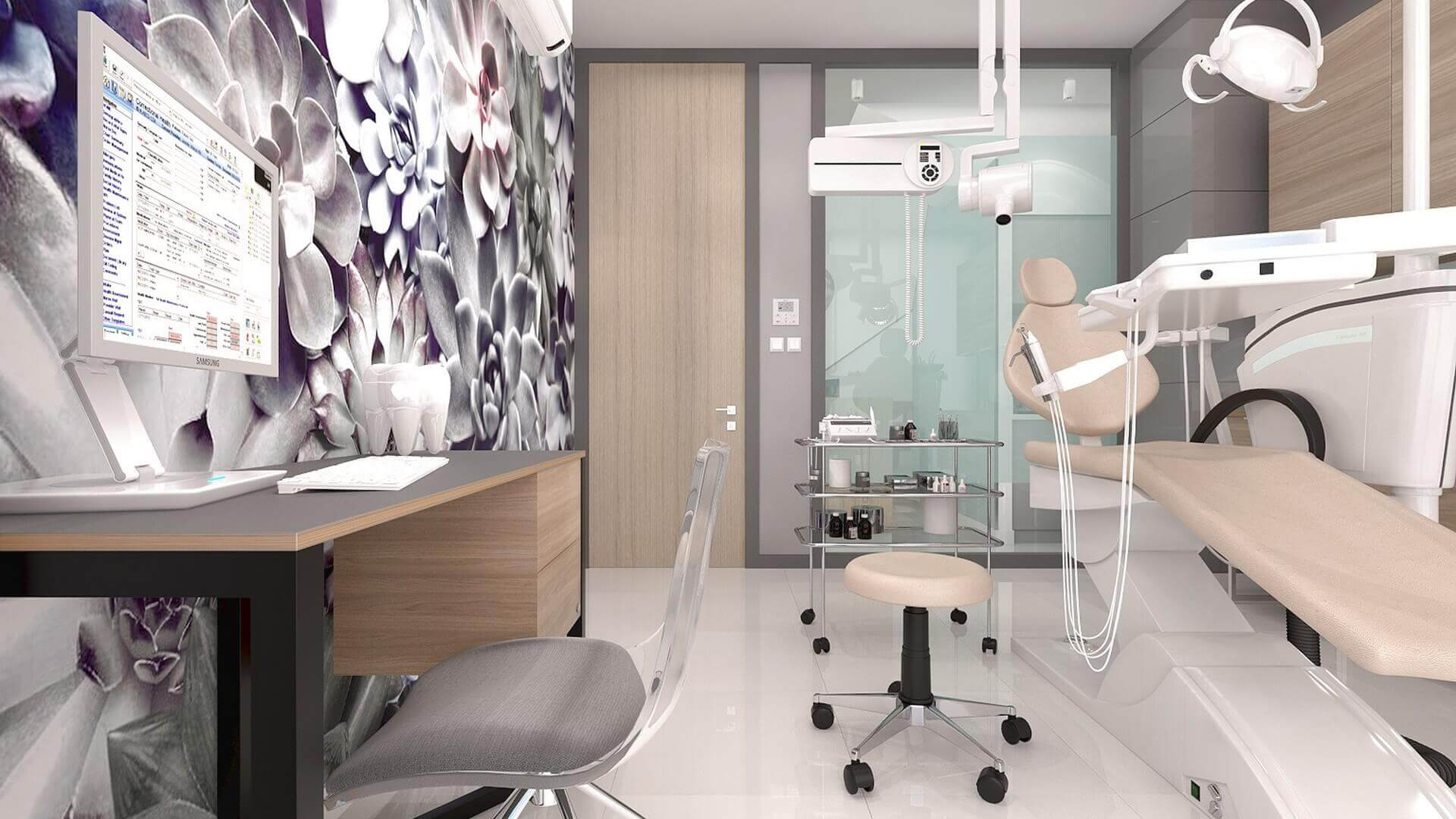 office design 2655 Officium Dental Clinic Offices