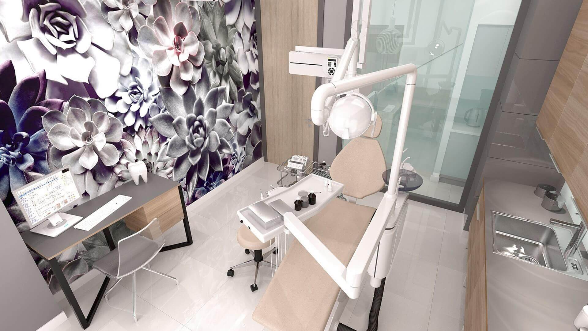 office project  2656 Officium Dental Clinic Offices