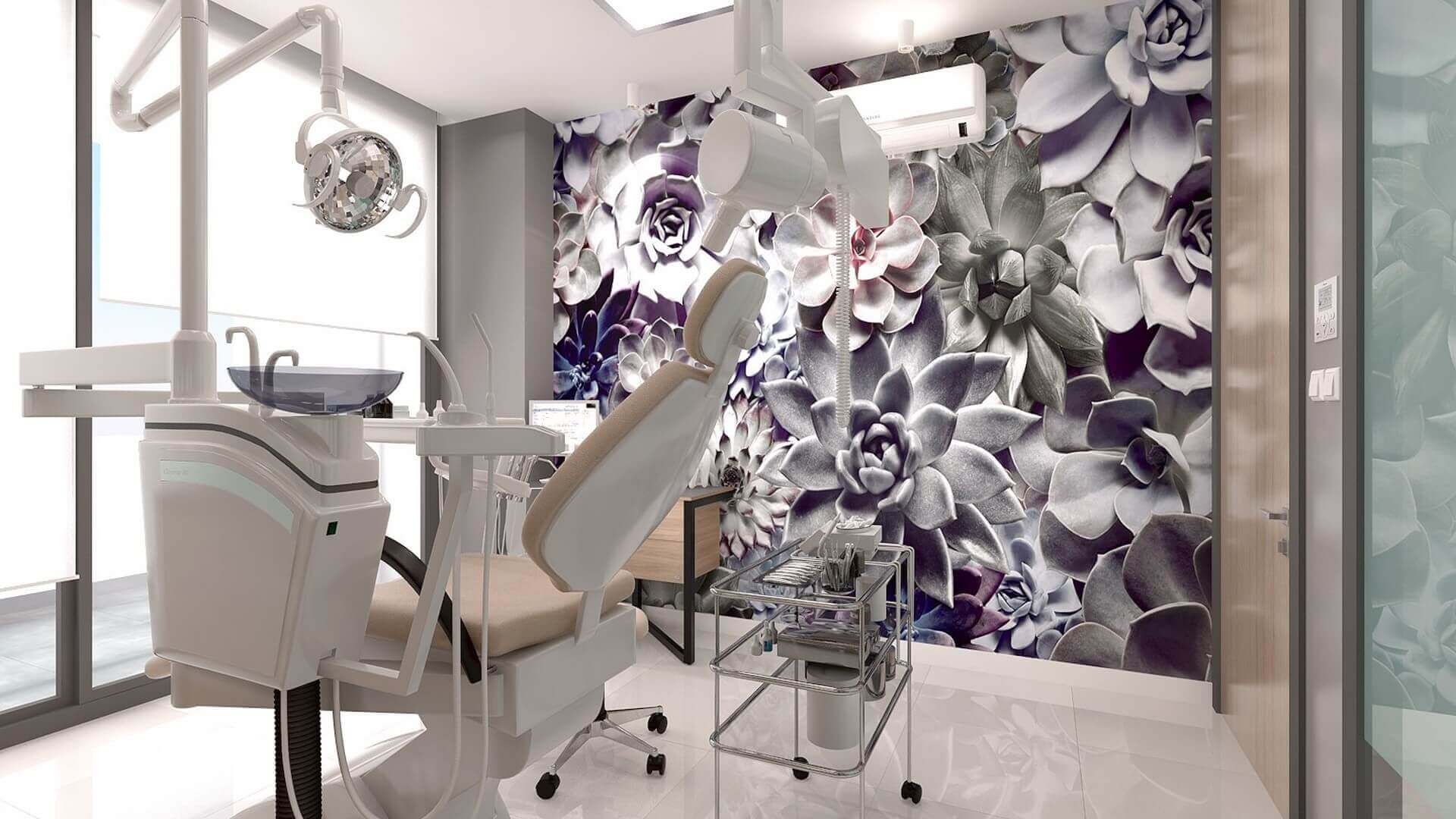 office design 2658 Officium Dental Clinic Offices