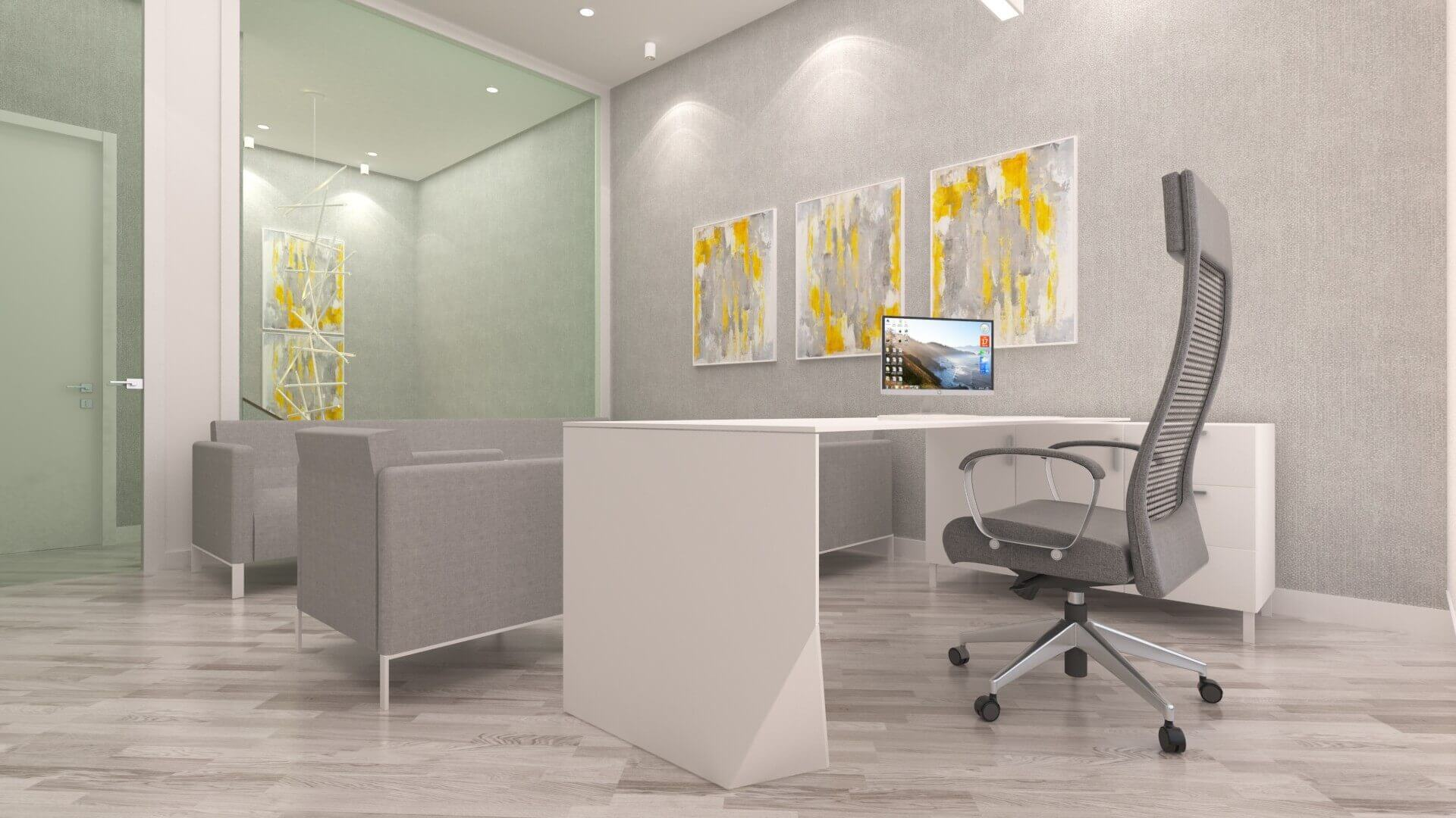 office design 2688 RG Office Offices