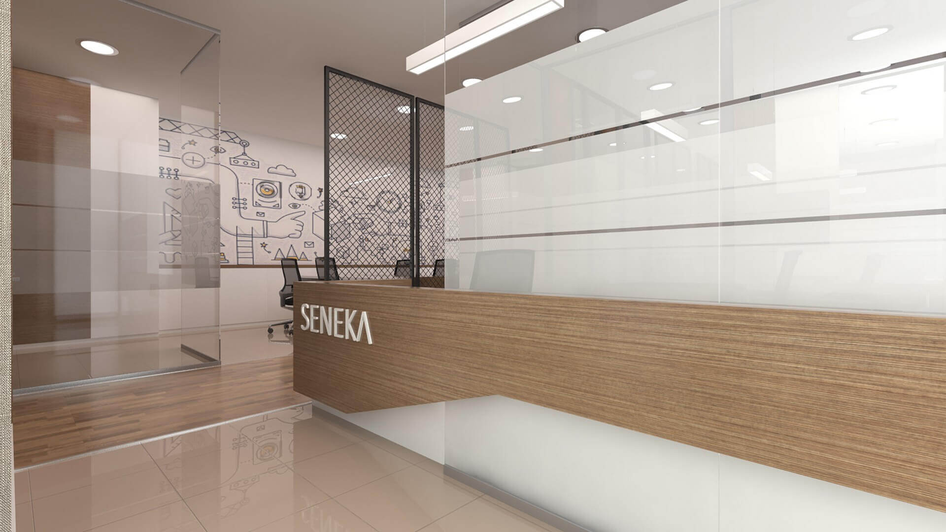 Cyberpark 2693 Seneka Software Offices