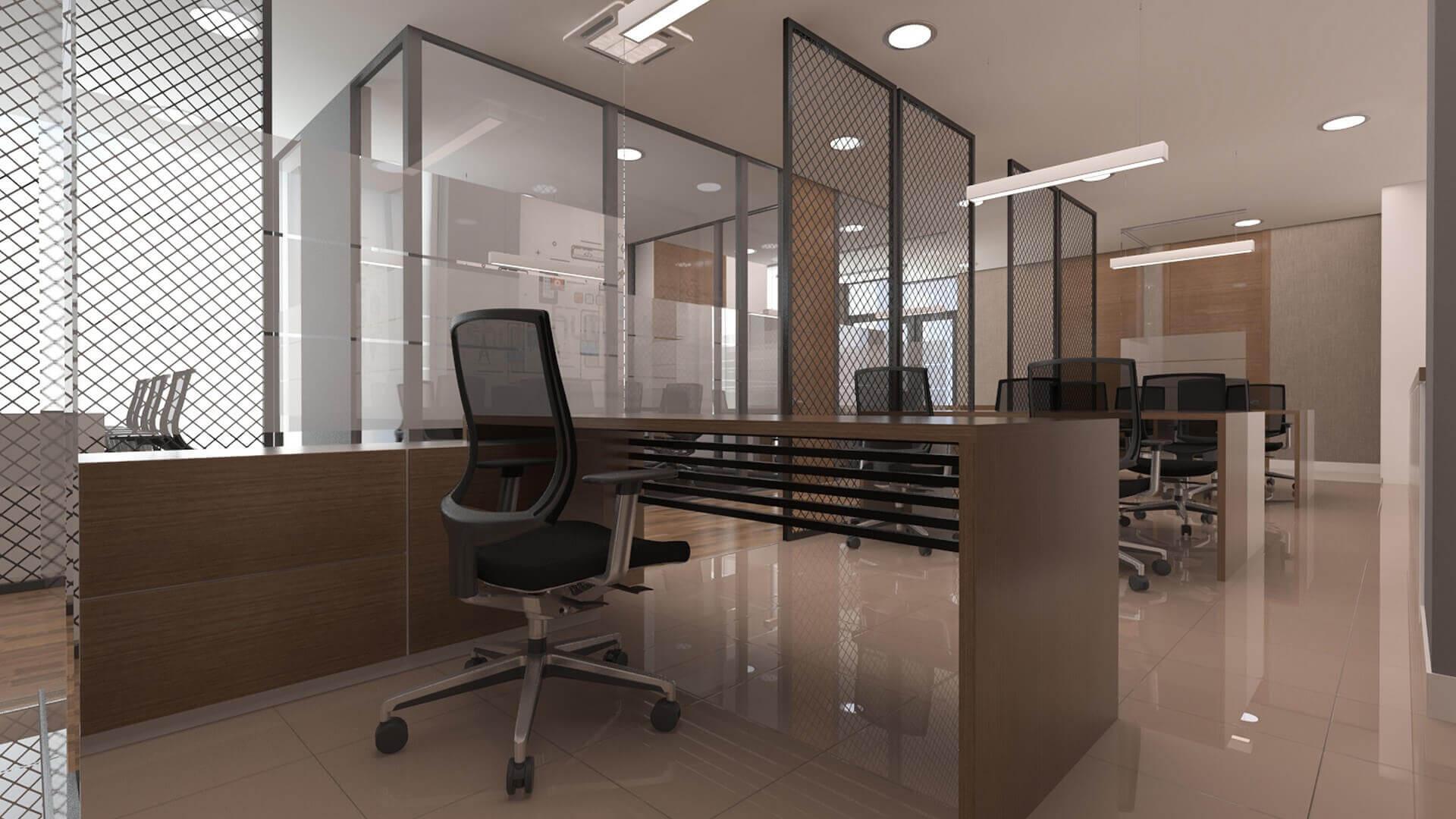 office design 2697 Seneka Software Offices