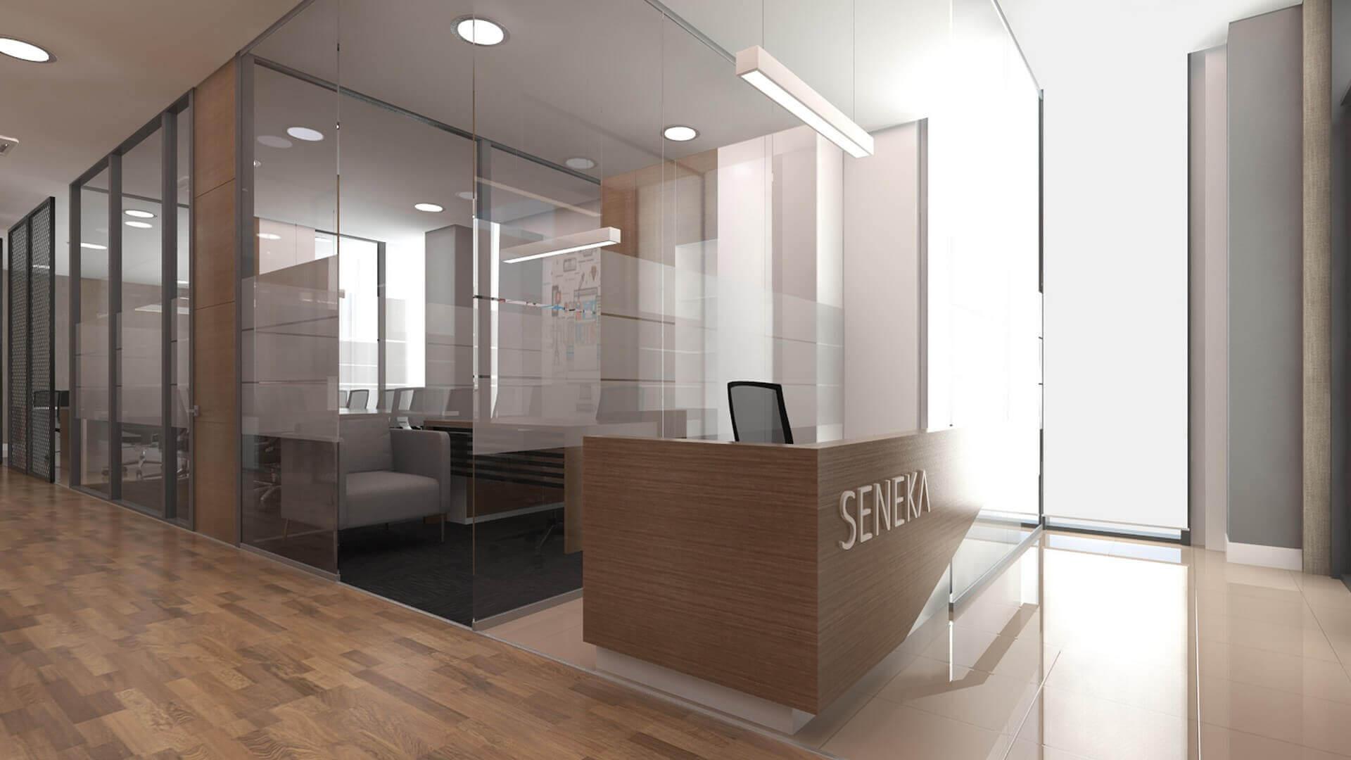 Cyberpark 2699 Seneka Software Offices