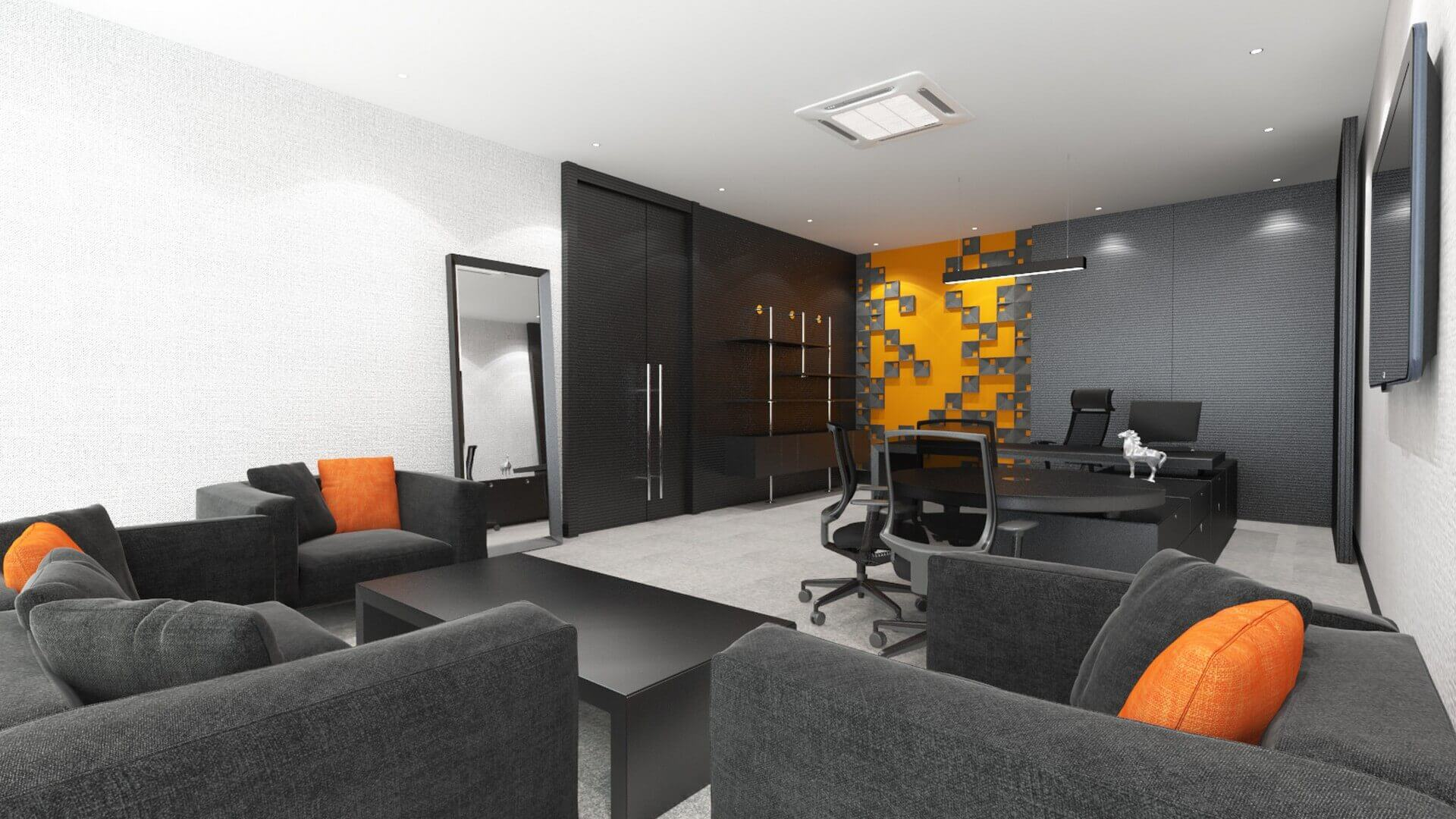 office design 2700 Seneka Software Offices