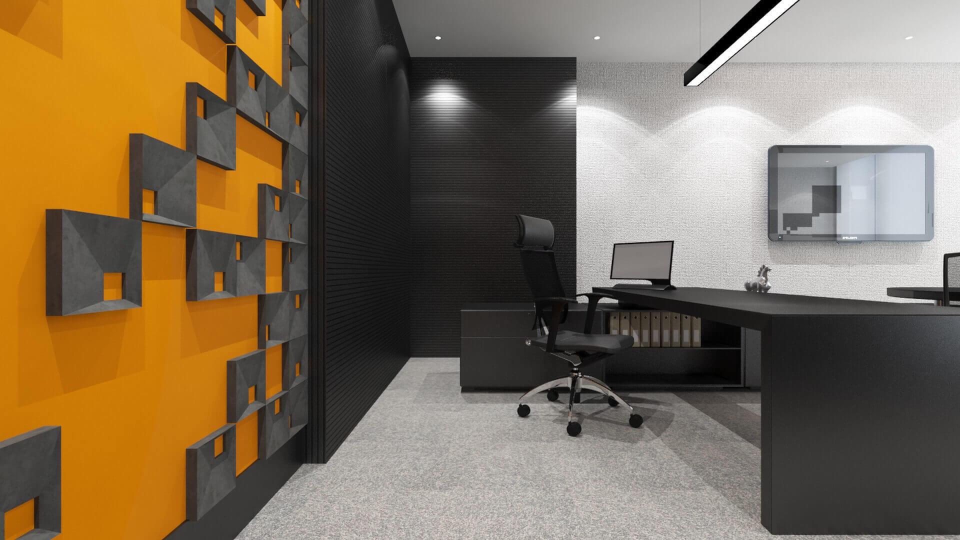 Ankara office design 2701 Seneka Software Offices