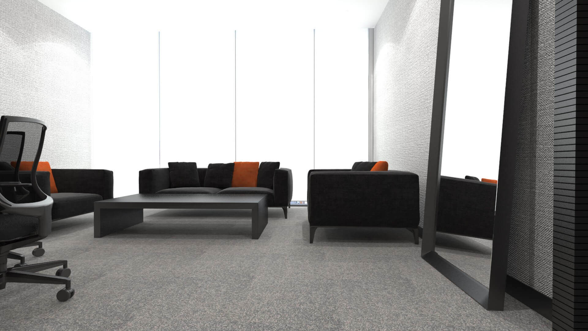 office design 2703 Seneka Software Offices