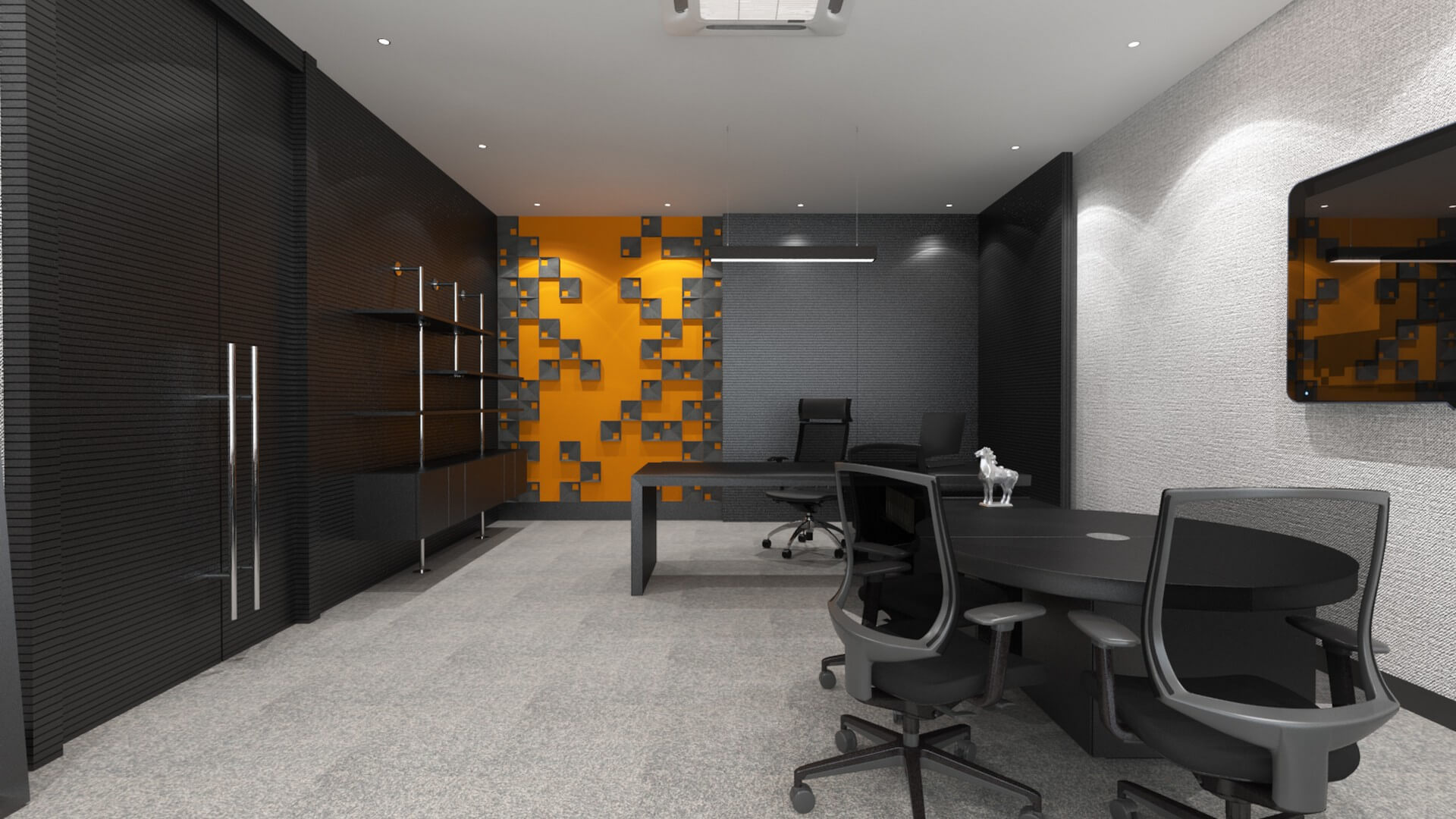 Seneka Software Ankara Interiors Architects