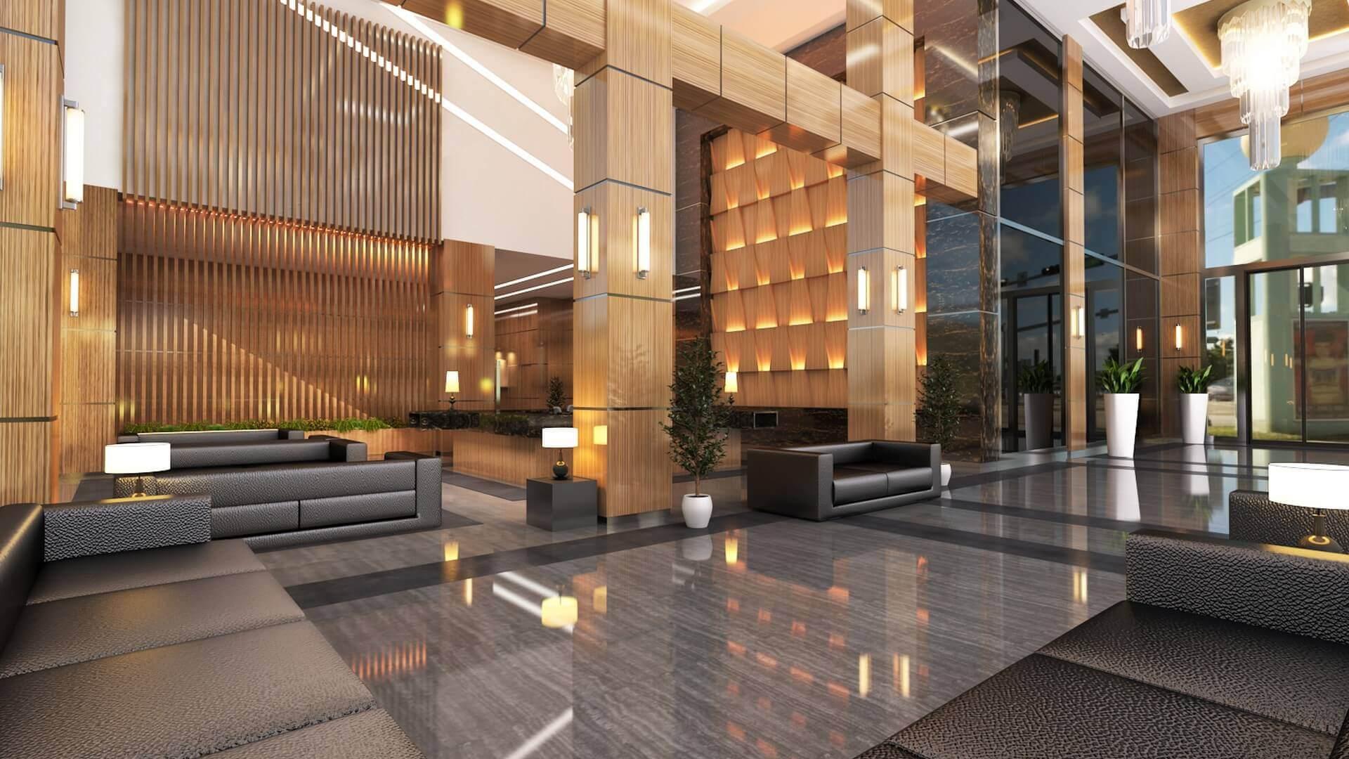 Yelken Plaza 2707 Yelken Business Tower Entrance Offices