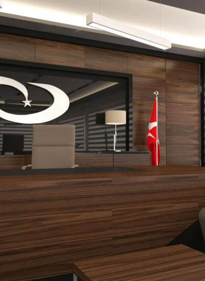 Turk Ilac Office Building Offices