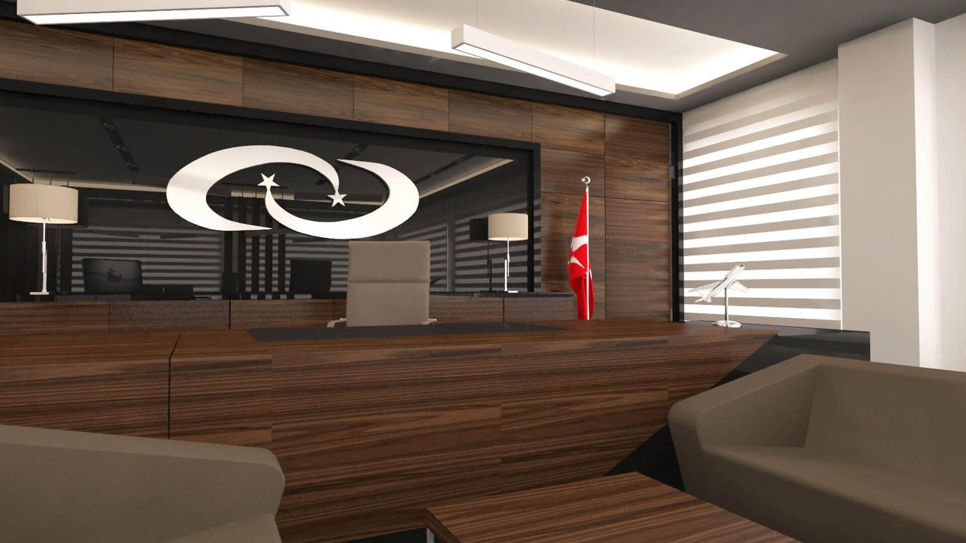 2716 Turk Ilac Office Building Offices