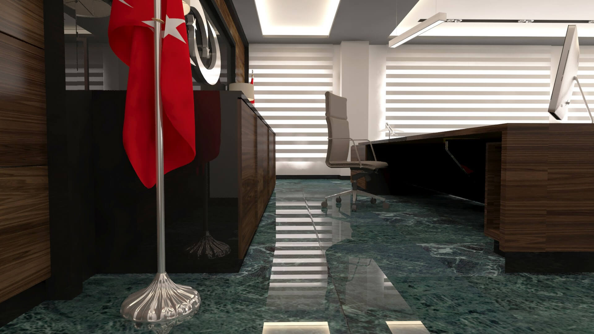 Akyurt 2719 Turk Ilac Office Building Offices