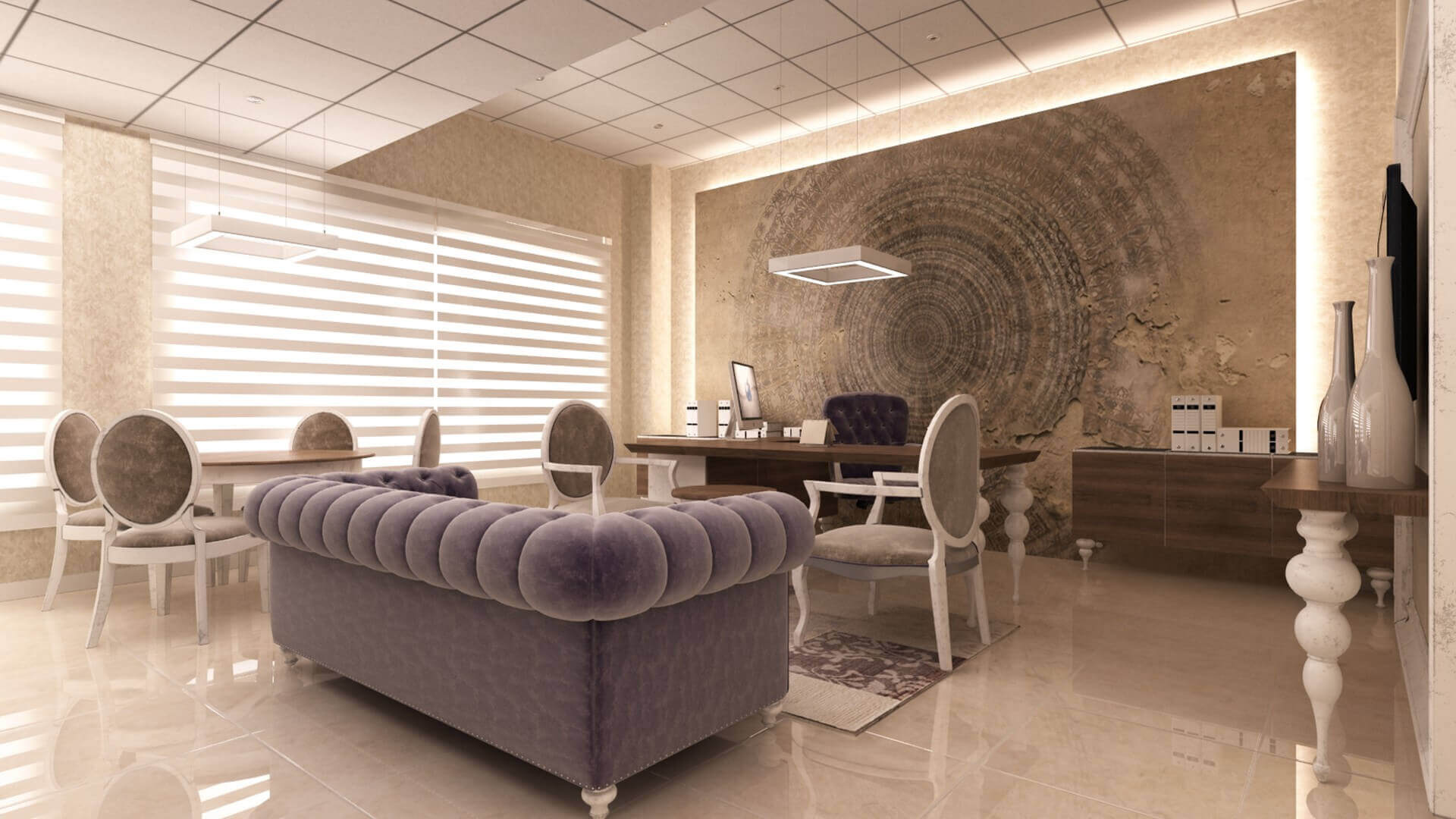 Akyurt 2729 Turk Ilac Office Building Offices