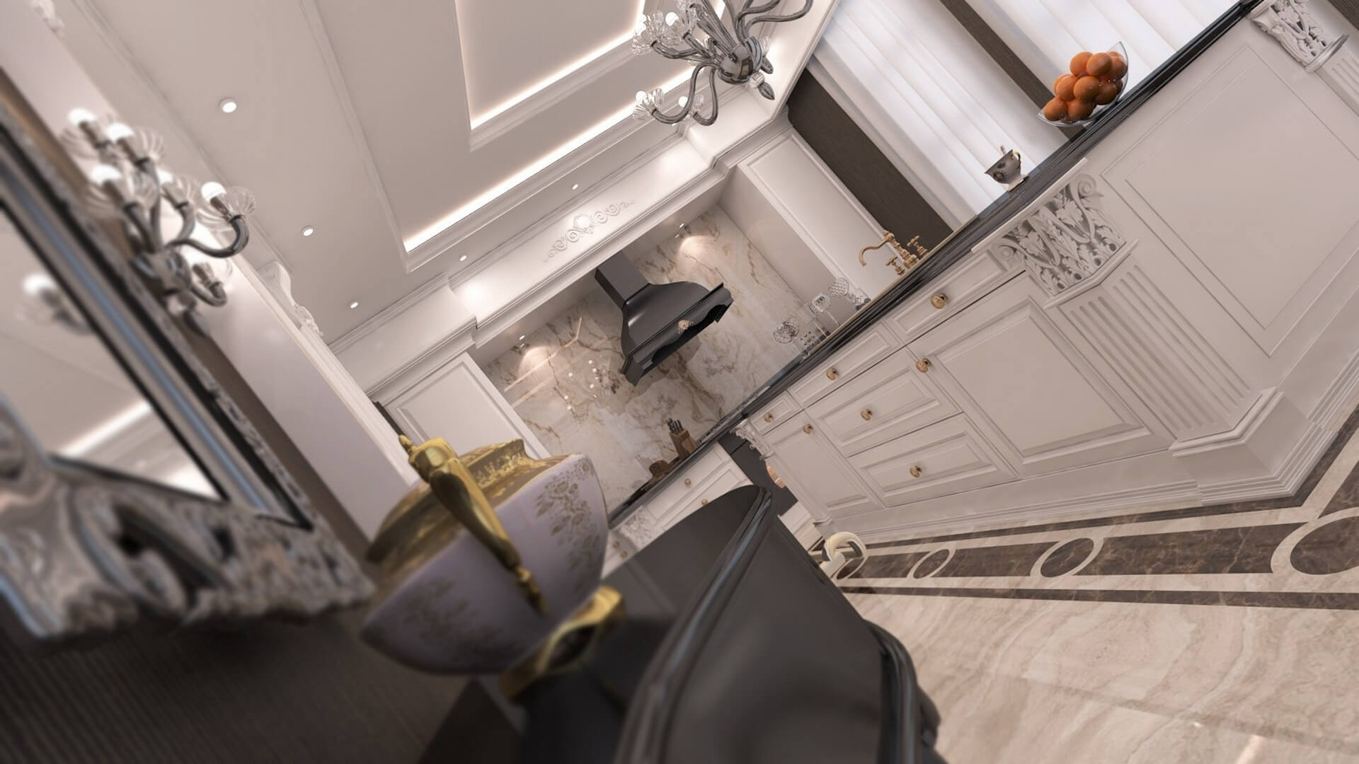 Private Project, Residential