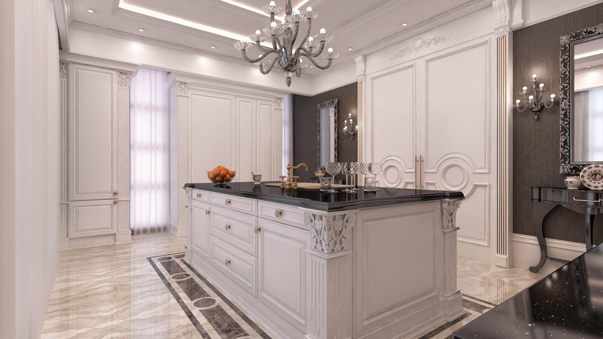 home inspiration 2754 Private Project Residential