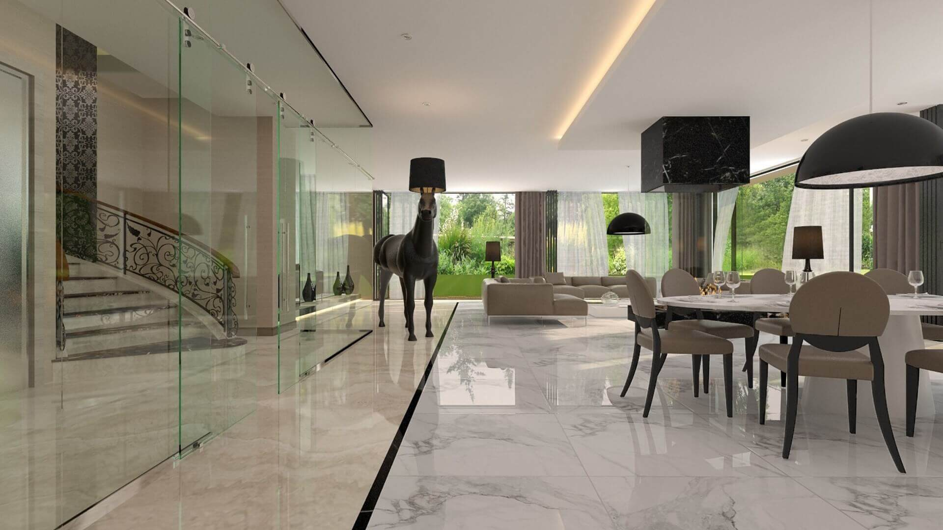 home inspiration 2814 Private Project Residential