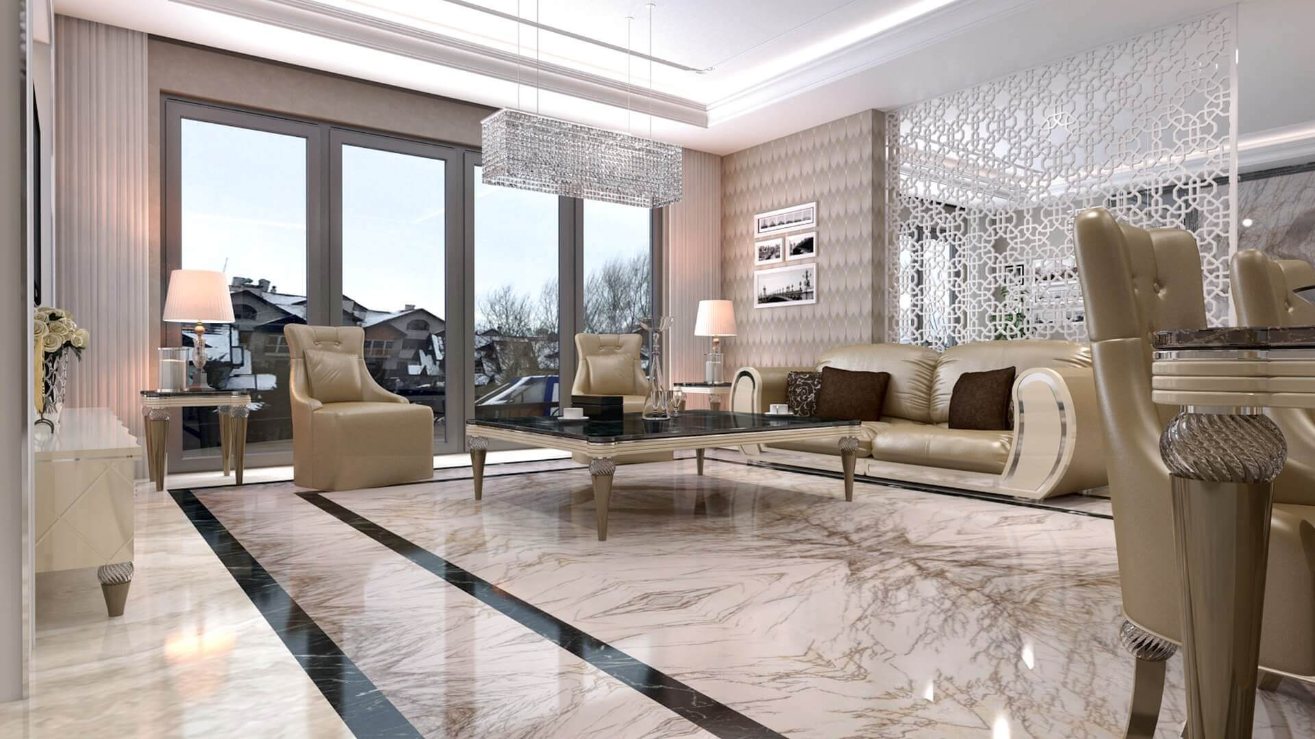 Ankorman Evleri 2827 Private Project Residential