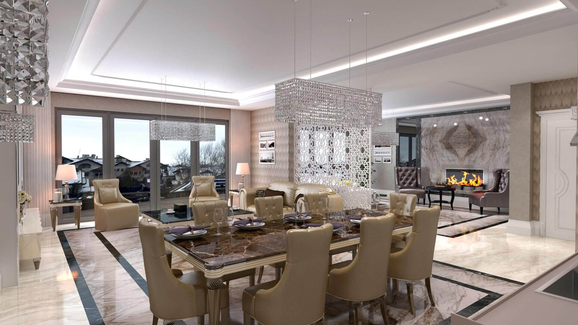 home decoration 2848 Private Project Residential