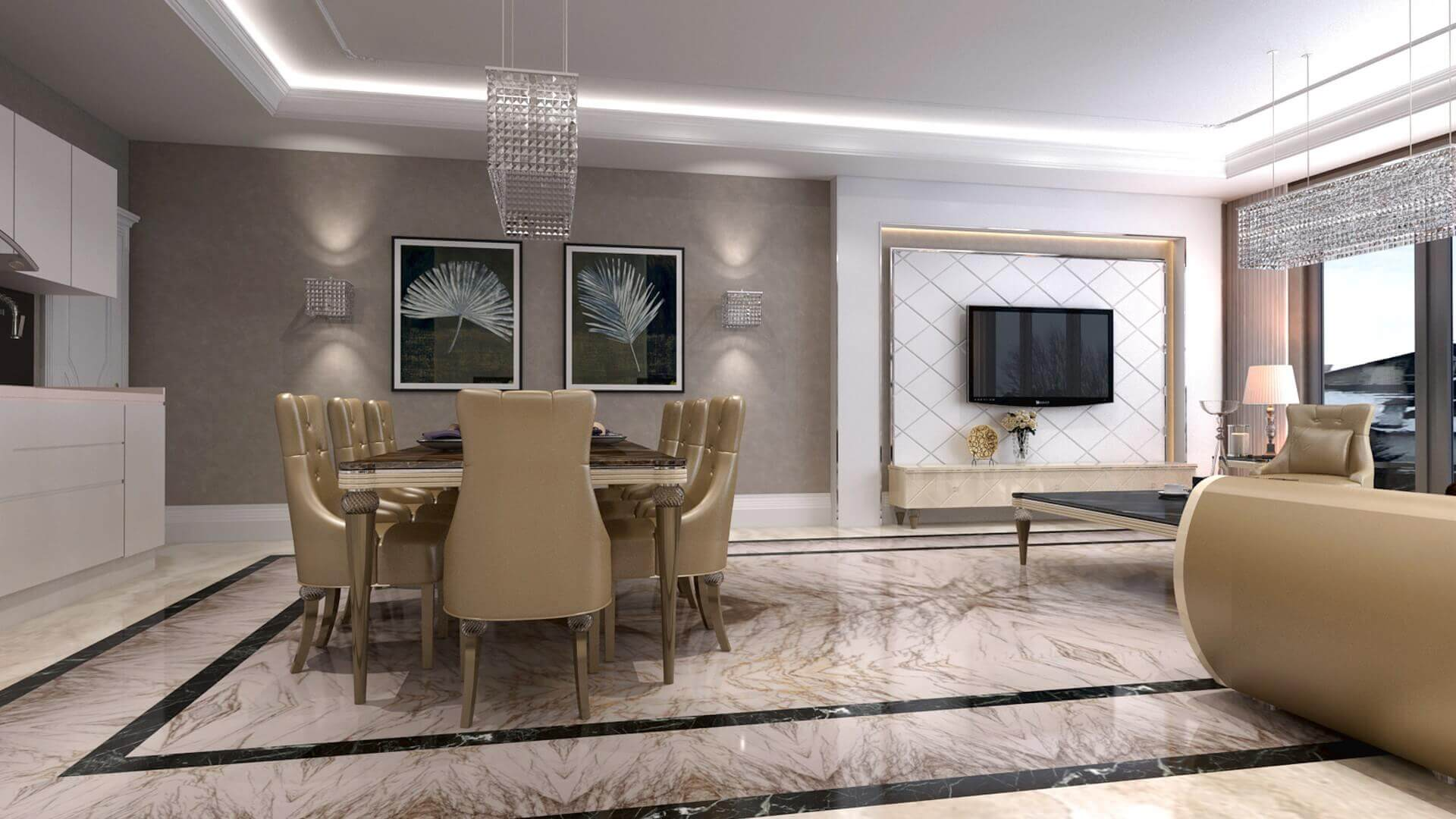 Ankorman Evleri 2849 Private Project Residential