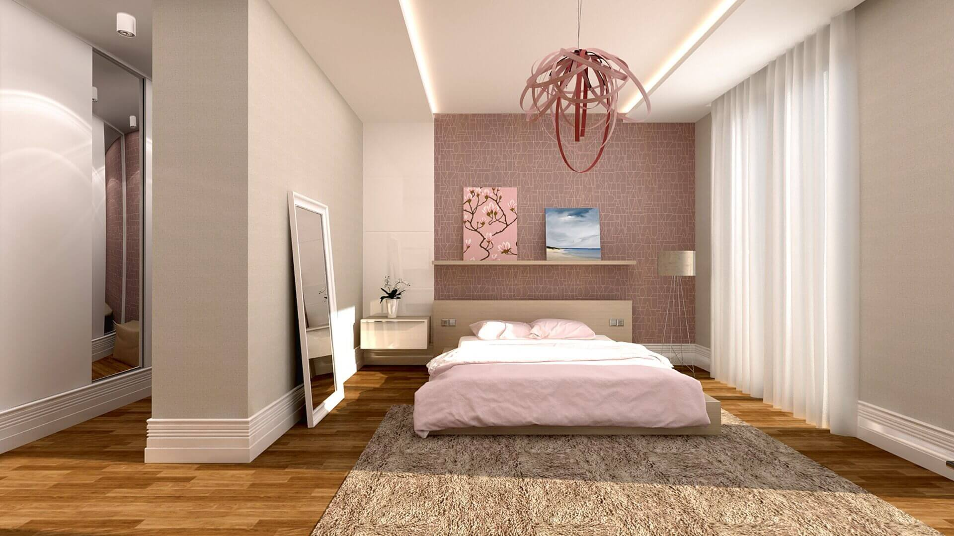 flat decoration 2875 Private Project Residential